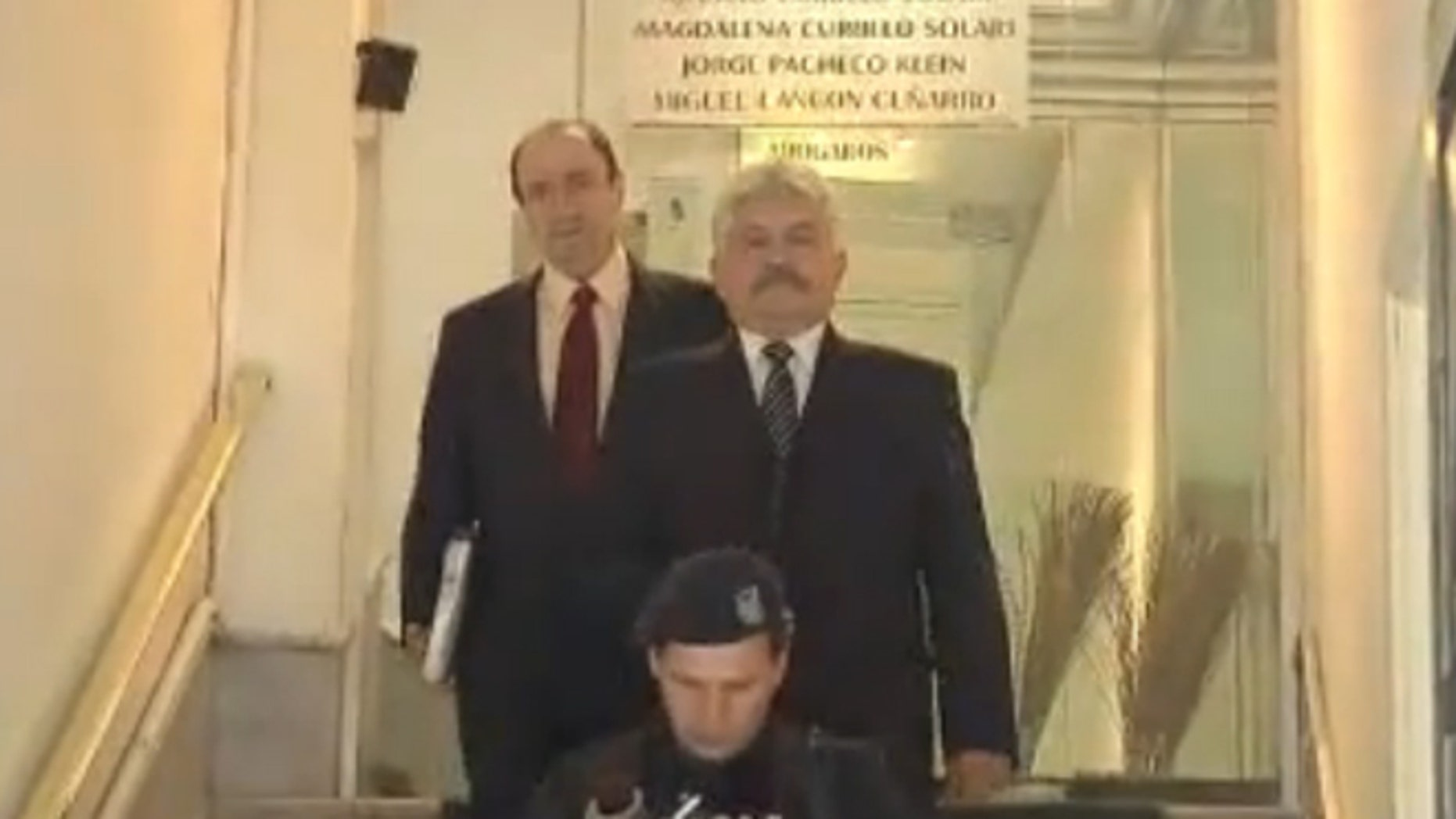 Uruguayan Gen. Miguel Dalmao was sentenced to 28 years in prison in connection to the killing of a professor during the country's dictatorship-era. (YouTube)