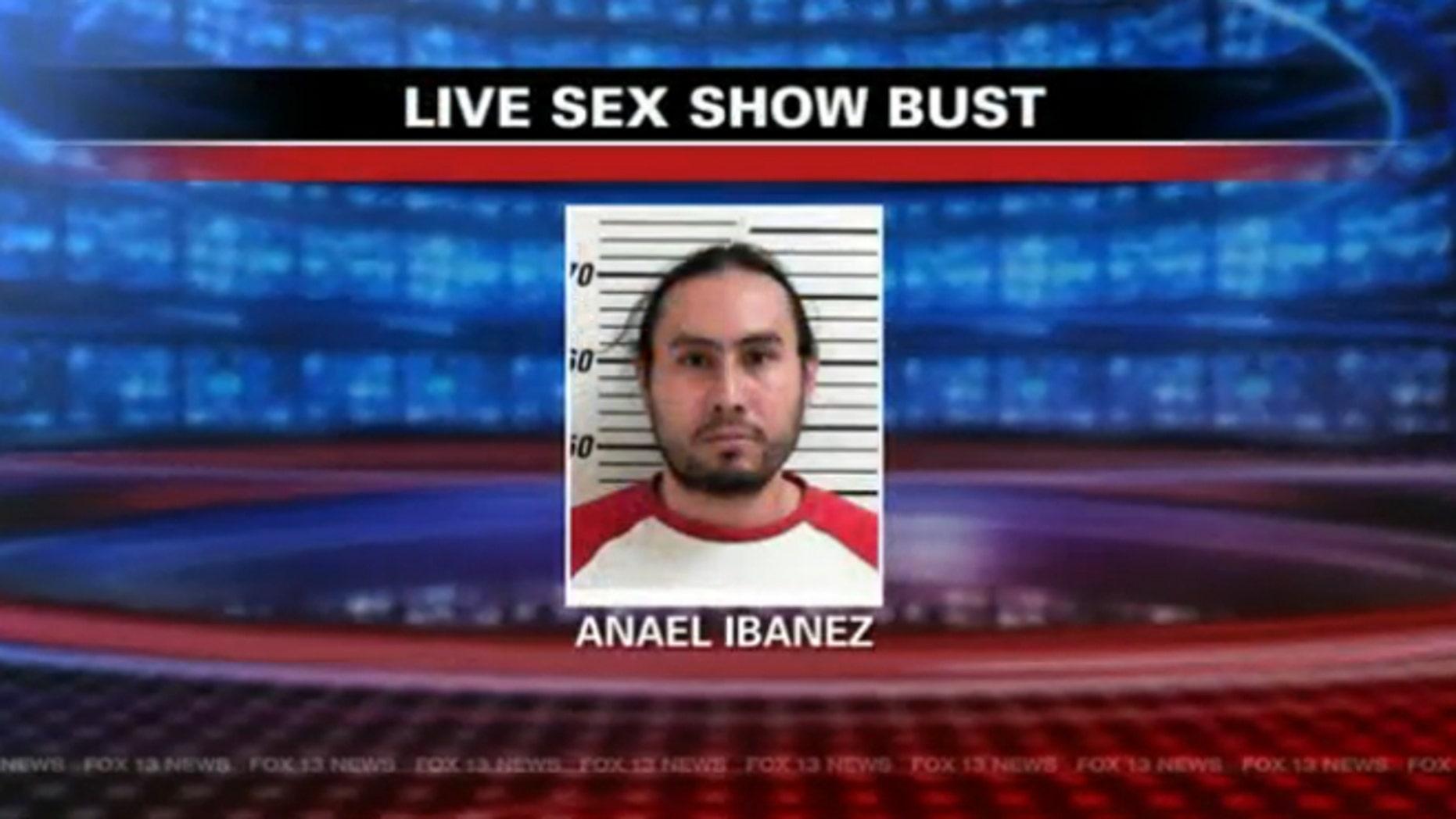 Live sex show video