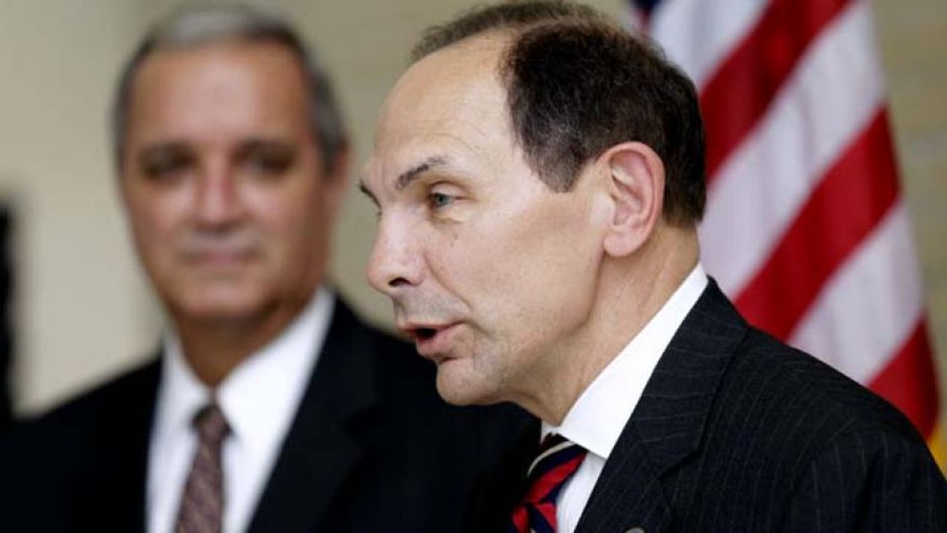 Veterans Affairs Secretary Robert A. McDonald recently claimed that he 'spoke incorrectly' about his service in the military.(AP Photo/Chris O'Meara)
