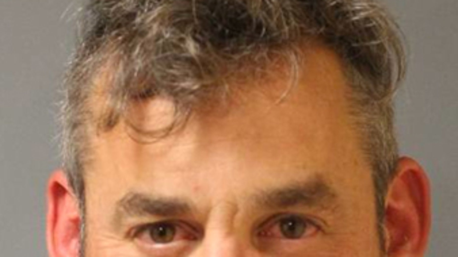 This Sept. 30, 2015, booking photo provided by the Saratoga Springs Police Department shows Nicholas Brendon, who was arrested Wednesday, Sept. 30, after a fight with his girlfriend.