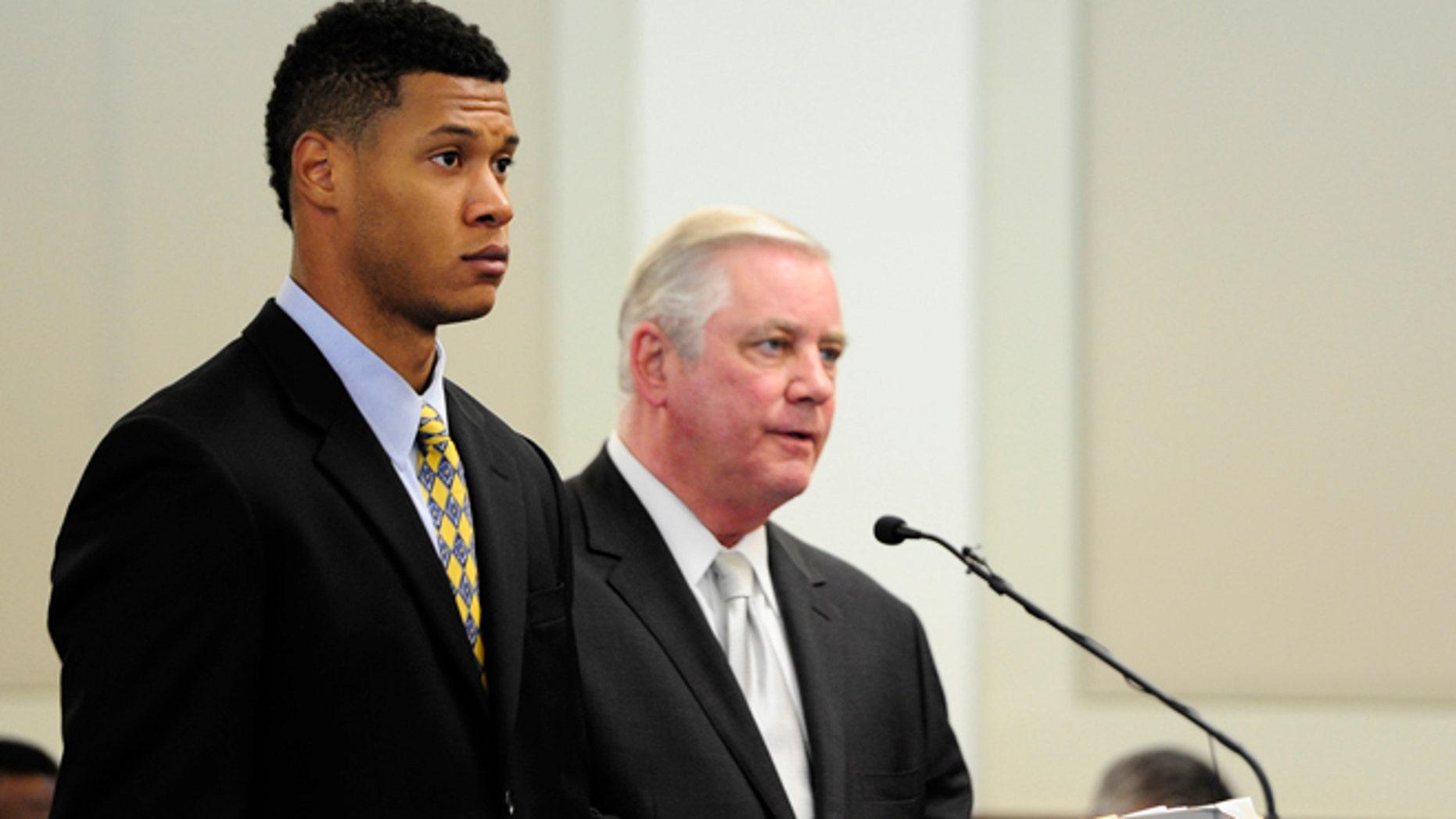 Sept. 13: Chris Boyd, left, appears in a Nashville criminal court hearing in Nashville.