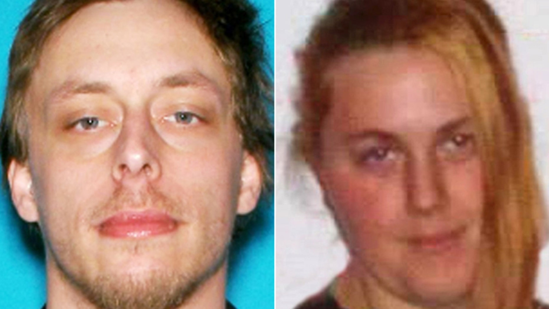 Jerad Miller, left, and his wife, Amanda Miller ambushed two Las Vegas police officers and killed a Walmart shopper before they were killed earlier this month in a back corner of the store were well-armed with handguns, a shotgun and ammunition including armor-piercing bullets, police say.