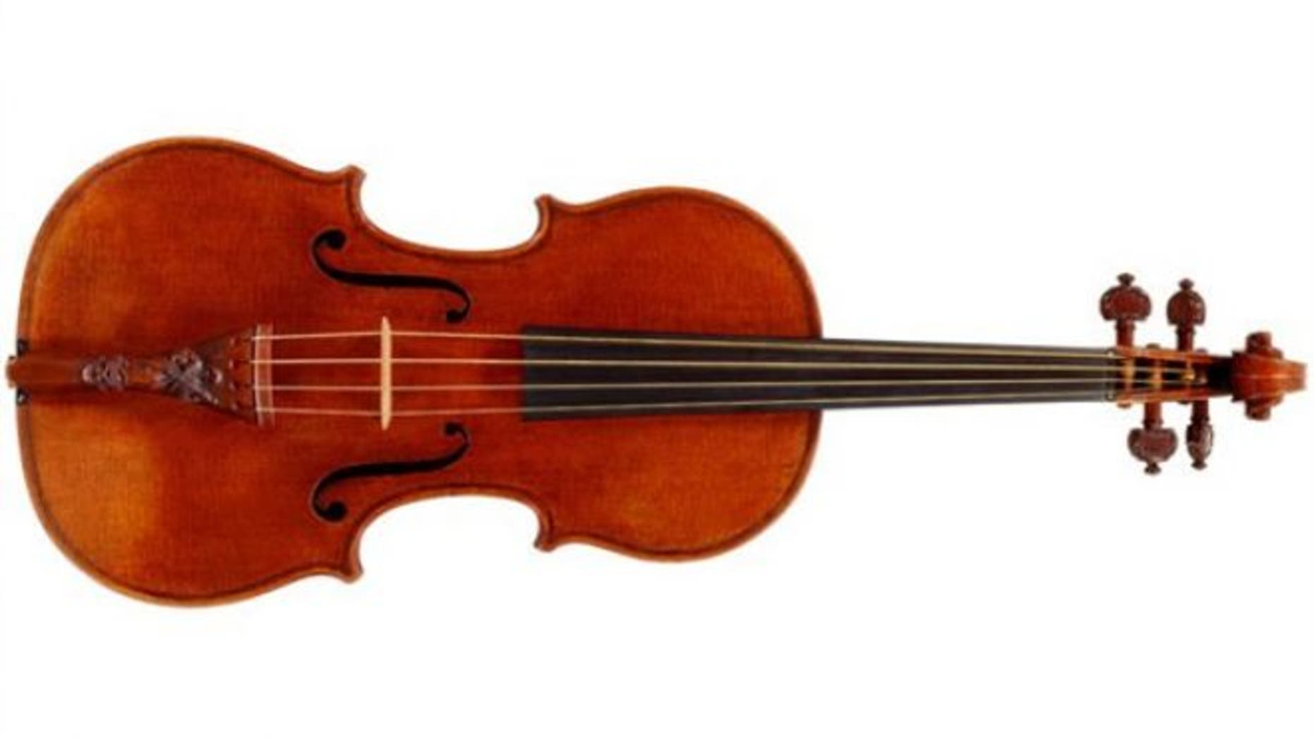 This 1721 Stradivarius violin sold for $16.33 million at auction in 2011.