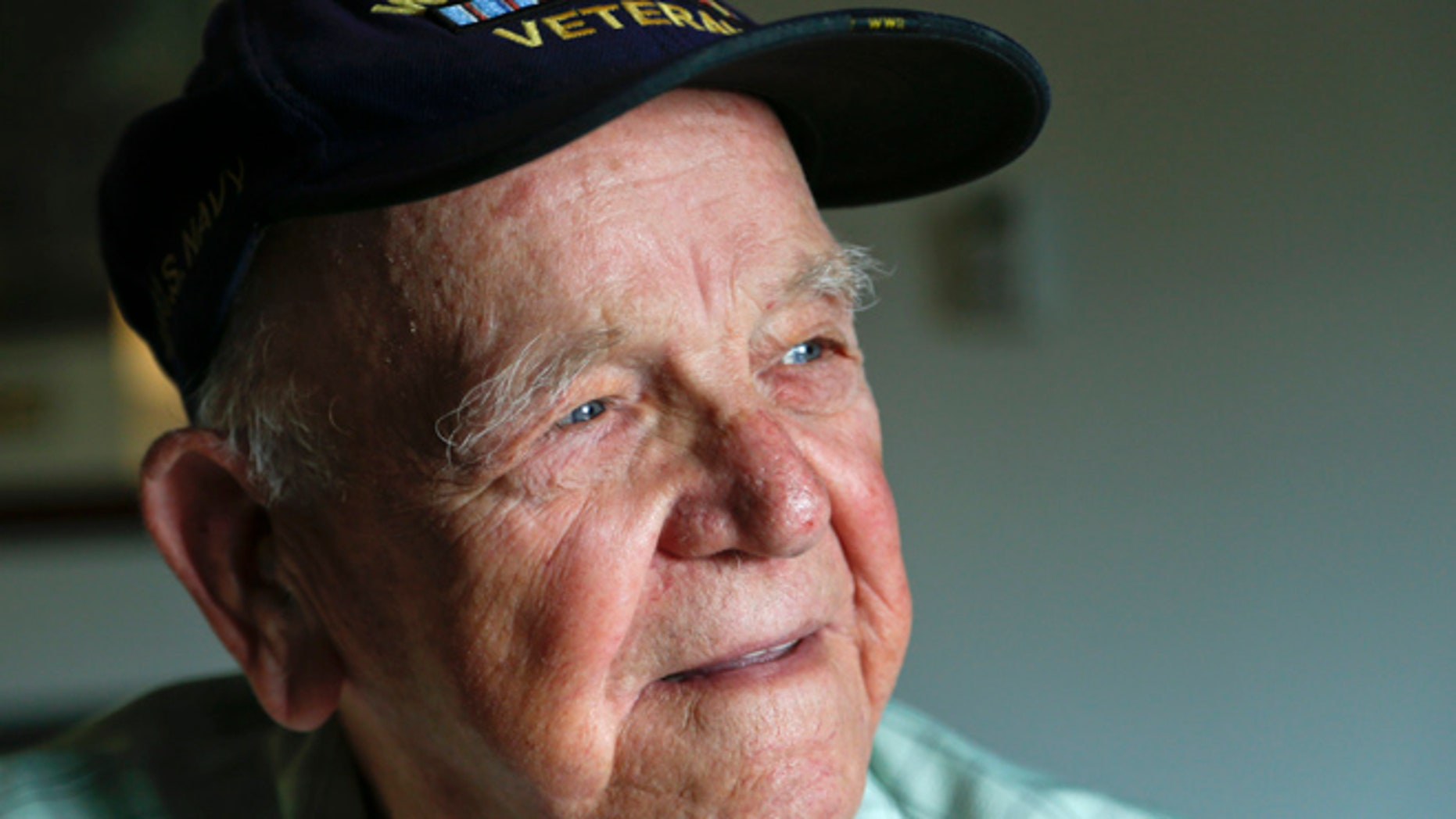 World War II veteran Stephen Dennis enlisted in the Navy soon after the Japanese attacked Pearl Harbor.