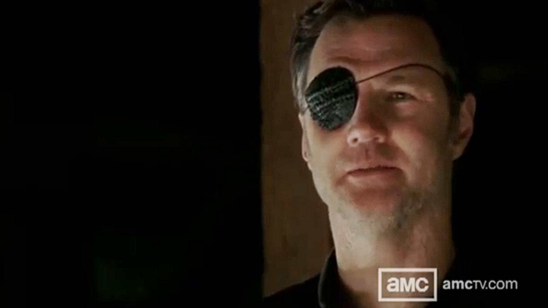 """A scene from """"The Walking Dead,"""" season 3, episode 13."""