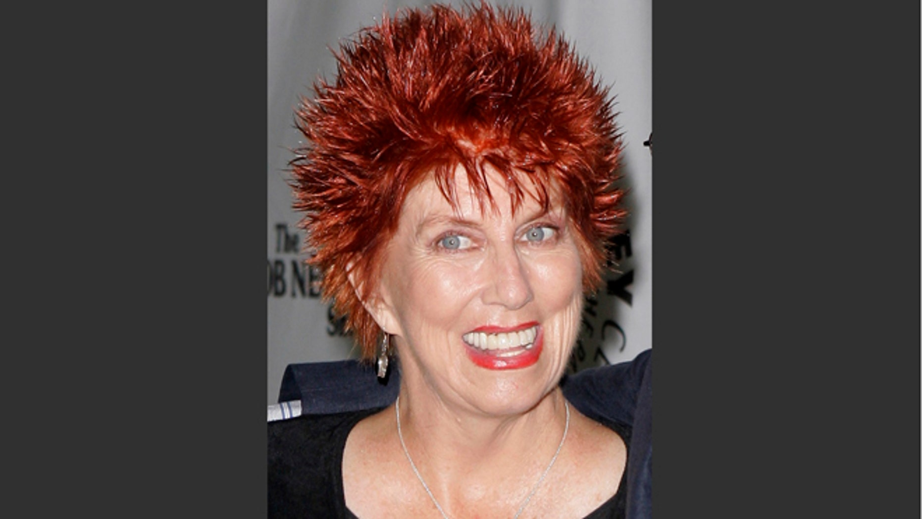 """Sept. 5, 2007: This photo shows Marcia Wallace during TV Land's 35th anniversary tribute to """"The Bob Newhart Show"""" in Beverly Hills, Calif."""