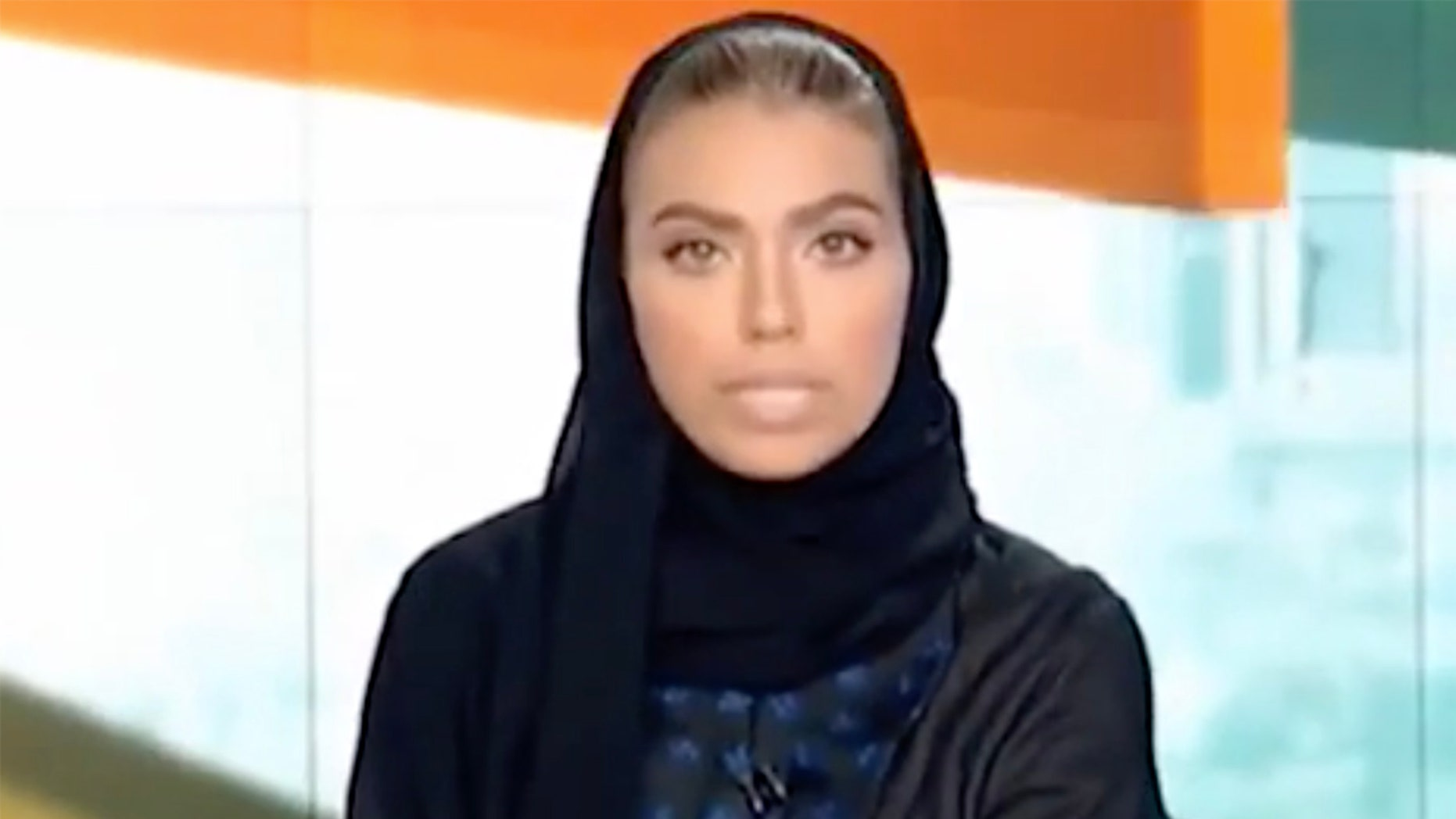 Weam Al Dakheel has become the first woman to deliver an evening newscast on Saudi state-owned television.