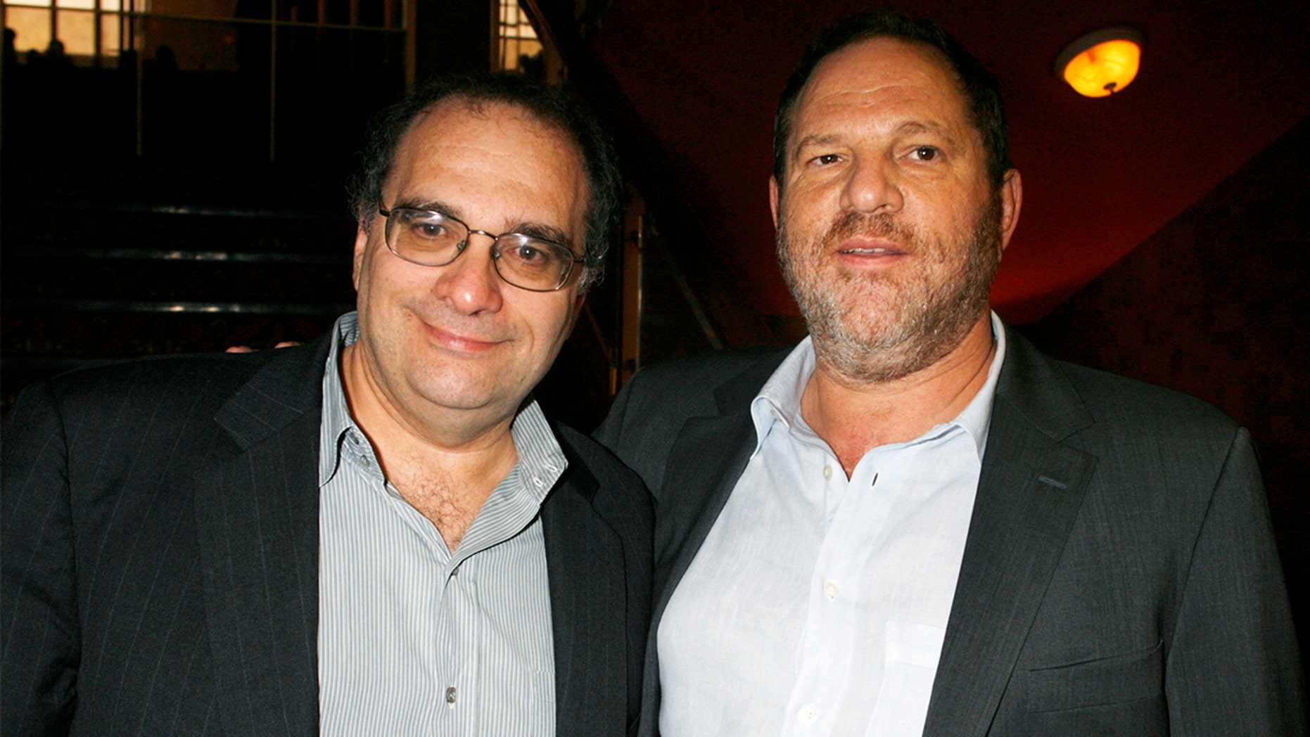 Since his sexual abuse scandal broke in October, Weinstein was dropped by the studio he co-founded with his brother Bob.