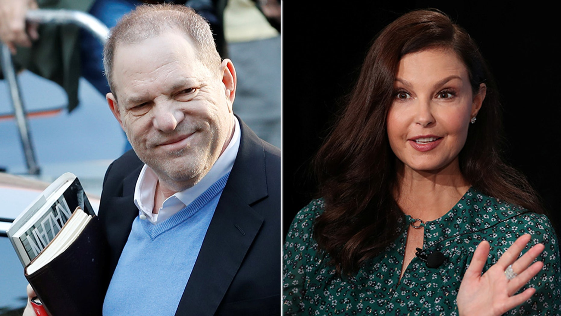 Ashley Judd's sexual harassment claim against disgraced Hollywood producer Harvey Weinstein was dismissed by a federal judge on Wednesday.