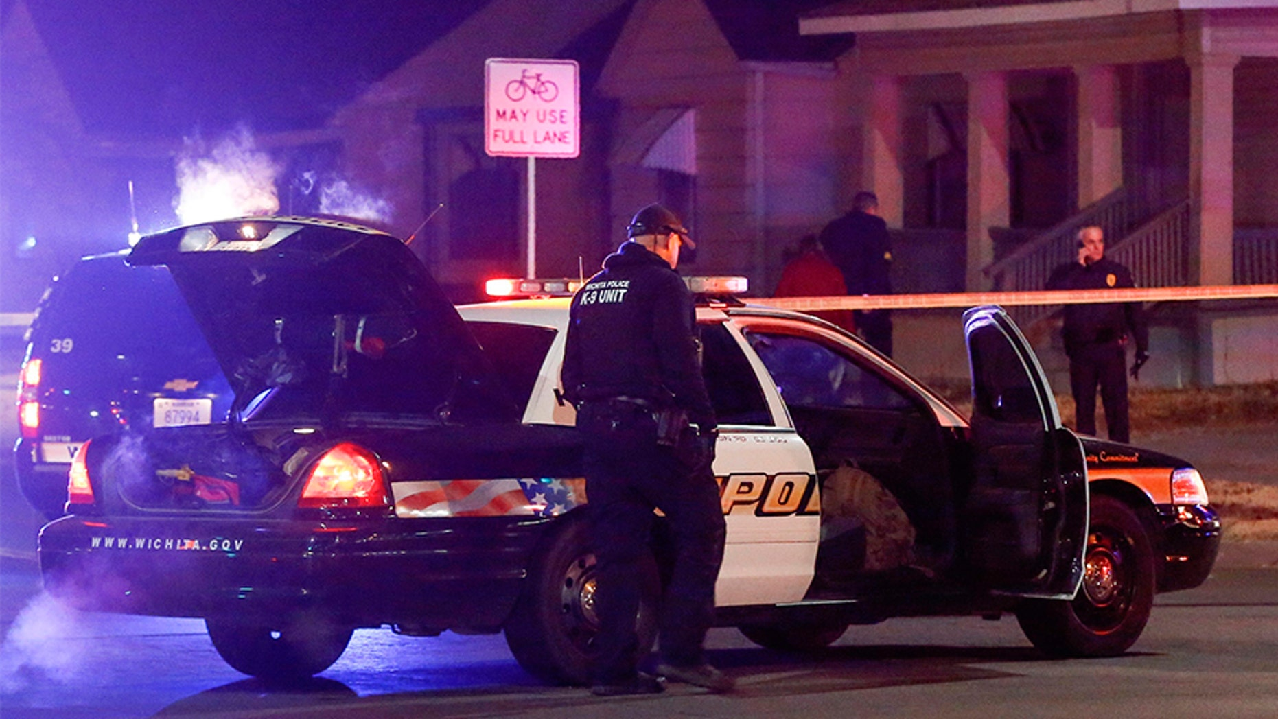 """Wichita police are investigating whether a man's shooting death at the hands of a police officer on Thursday came as a result of a """"swatting"""" prank pulled by video gamers."""