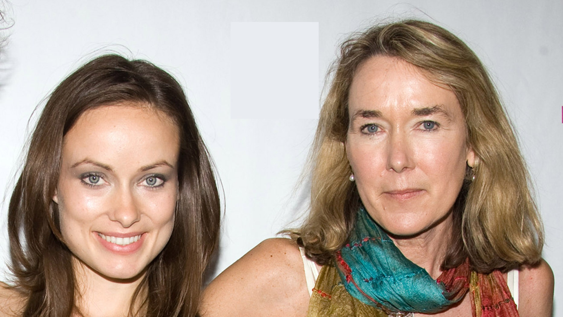 Actress Olivia Wilde and her mother, Leslie Cockburn, in New York. Virginia Republicans are going after Cockburn in her Virginia House race.