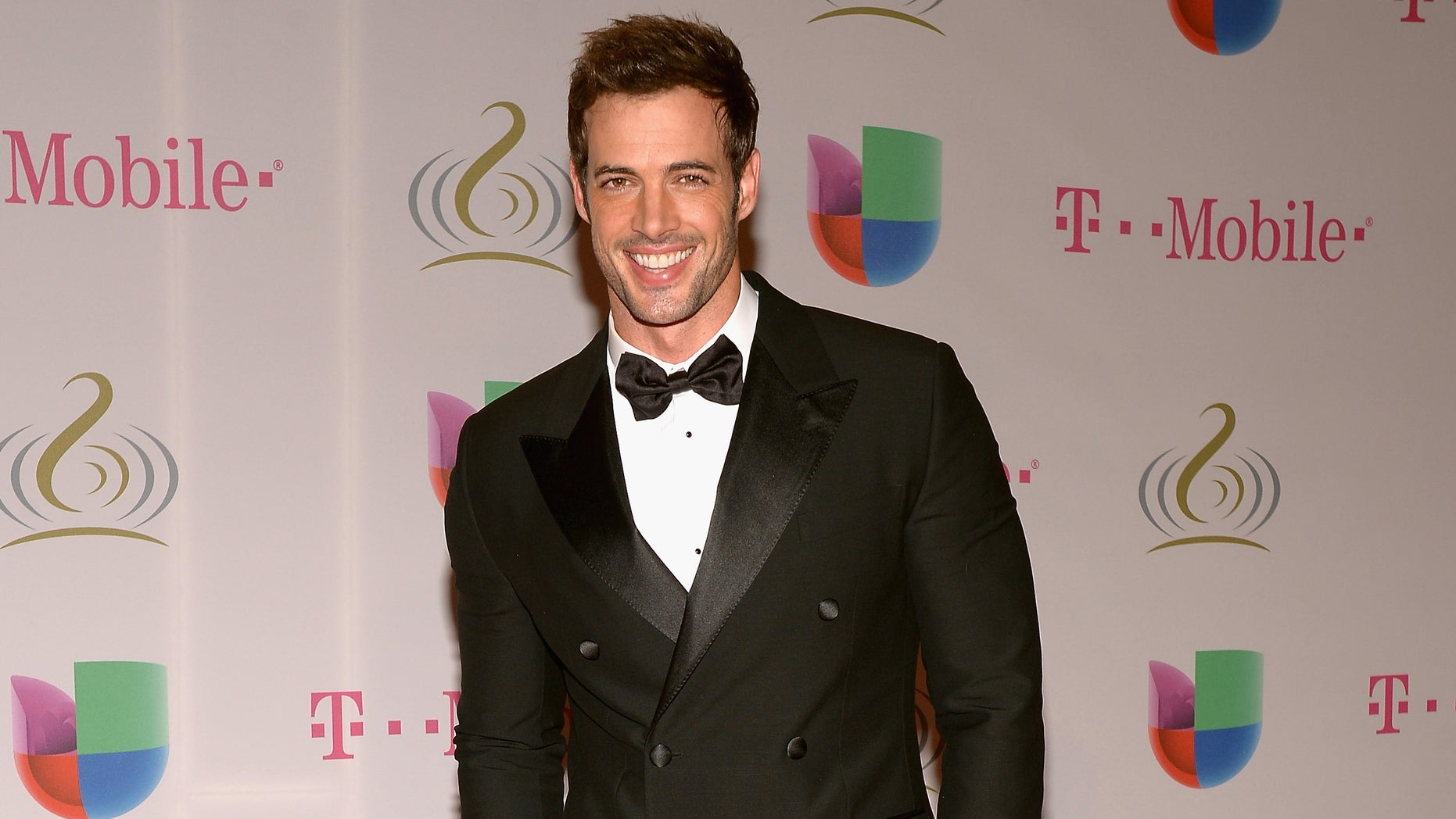 William Levy attends Premio Lo Nuestro a la Musica Latina 2014 on February 20, 2014 in Miami, Florida.