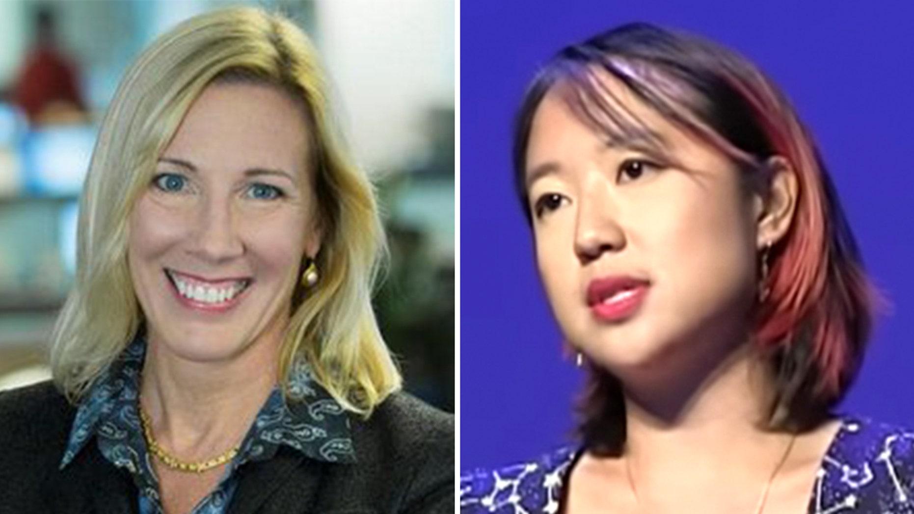 New York Times writers Elizabeth Williamson and Sarah Jeong