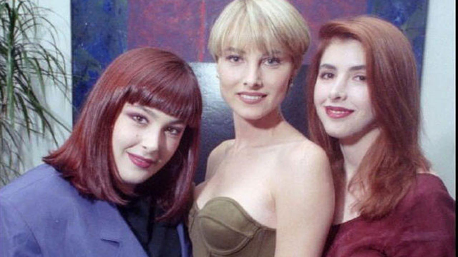 Carnie Wilson, Chyna Phillips and Wendy Wilson
