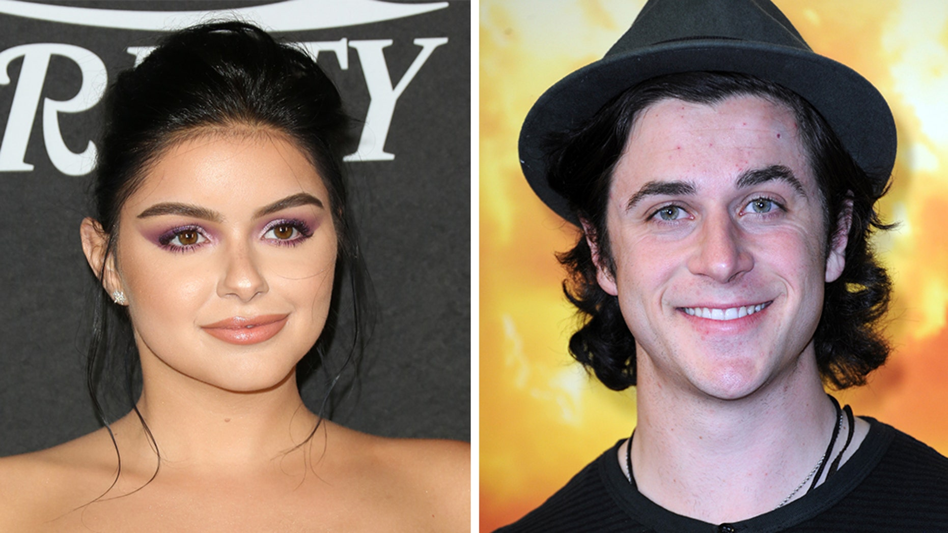 Ariel Winter slammed actor David Henrie on Twitter Tuesday after the 29-year-old was reportedly arrested for carrying a loaded gun to an airport earlier this week.