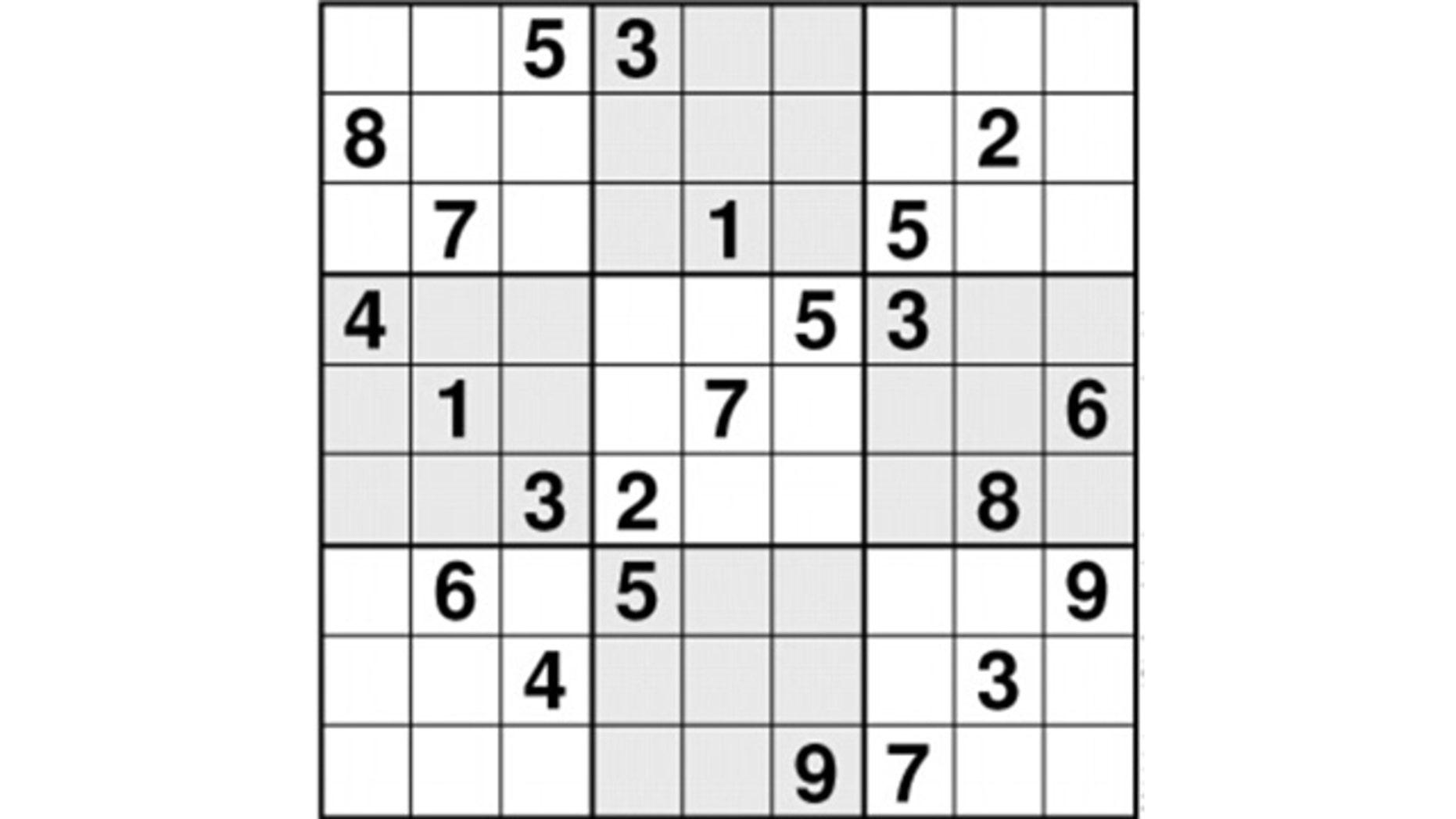 Can You Crack the World's Toughest Sudoku? | Fox News