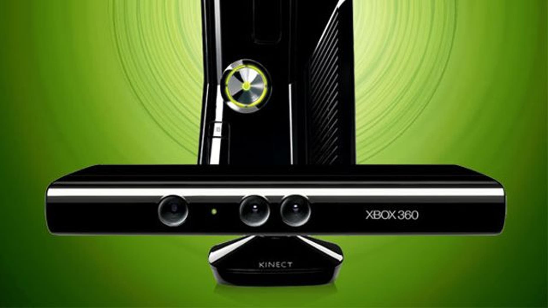 The Xbox 360 with Kinect software (Microsoft)