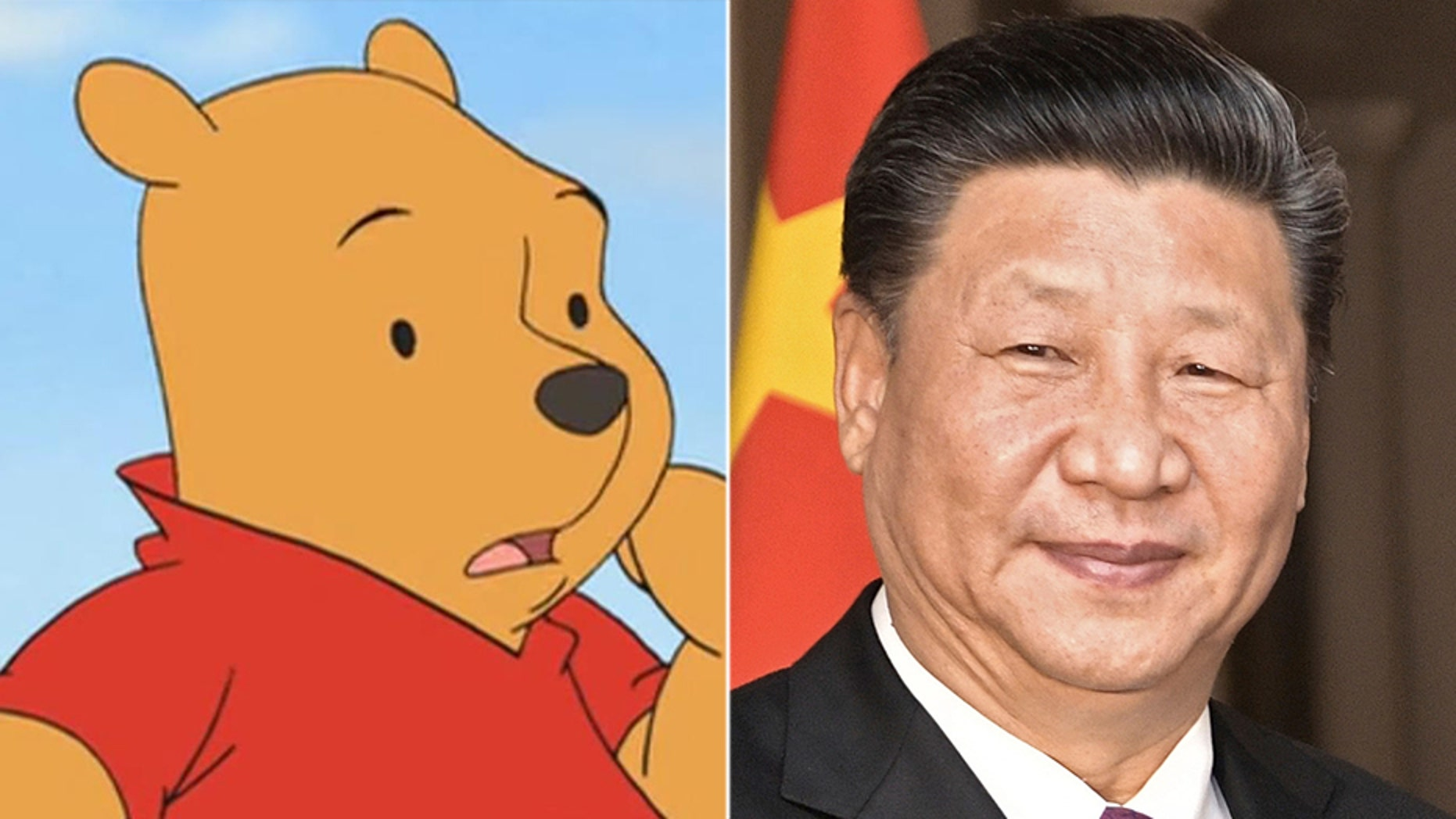 """Christopher Robin"" was denied release in China, reportedly because of the comparison between Winnie the Pooh and Chinese President Xi Jinping."