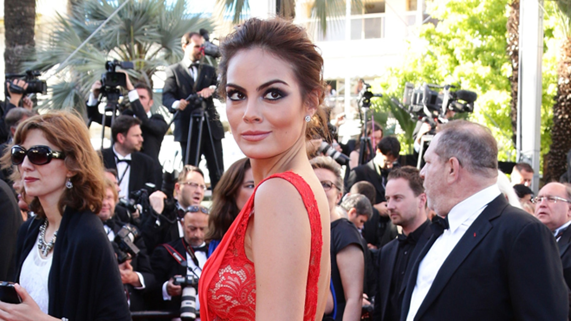 CANNES, FRANCE - MAY 26:  Ximena Navarrete  attends the 'Zulu' Premiere and Closing Ceremony during the 66th Annual Cannes Film Festival at the Palais des Festivals on May 26, 2013 in Cannes, France.  (Photo by Vittorio Zunino Celotto/Getty Images)