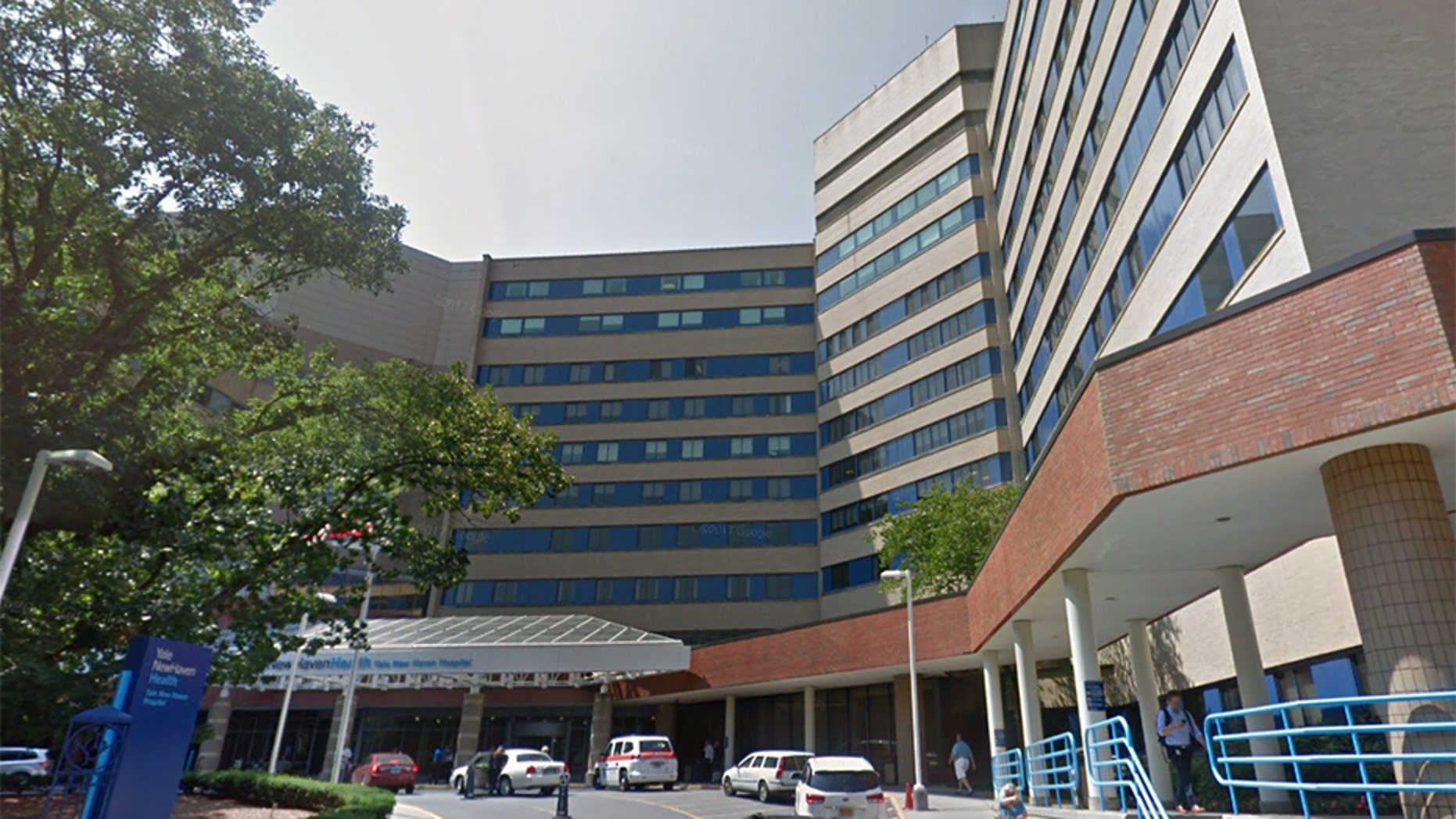 Jill Grewcock, a clinical bed manager at Yale New Haven Hospital, has sued the hospital's parent corporation for wrongful termination.