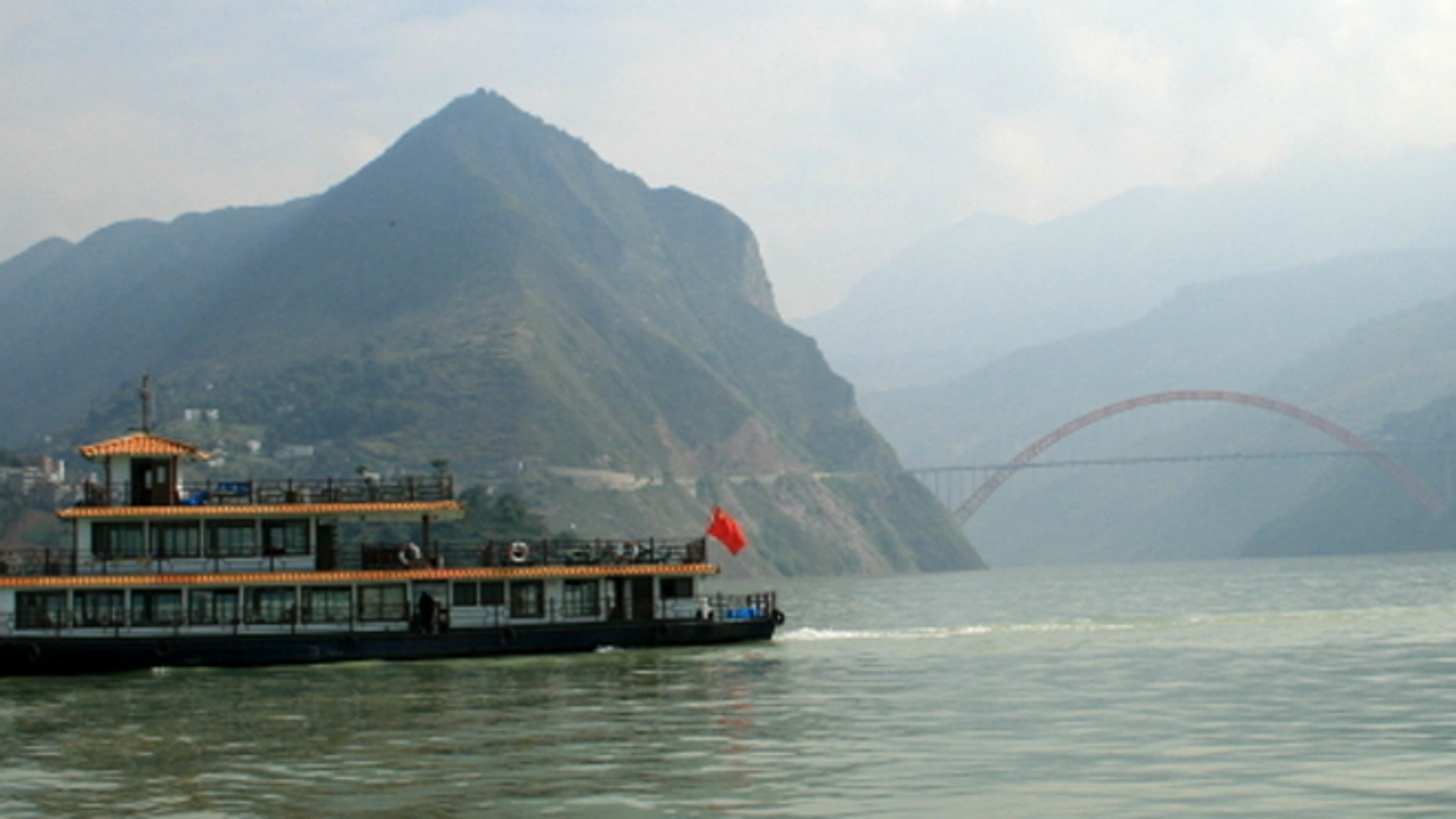 The Yangtze River's most famous sites include the incredible Three Gorges and the gargantuan Three Gorges Dam.