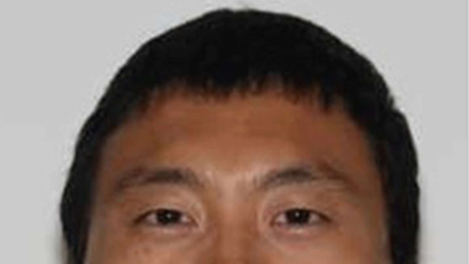 Yong Lu, 35, was arrested Saturday in Niagara Falls after allegedly chopping off his pregnant wife's arm and fingers late last week.