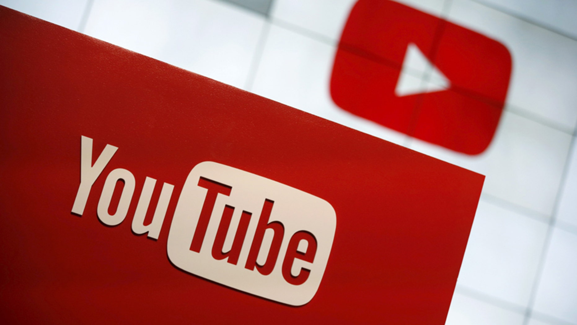 YouTube unveils their new paid subscription service at the YouTube Space LA in Playa Del Rey, Los Angeles, Calif. Oct. 21, 2015.