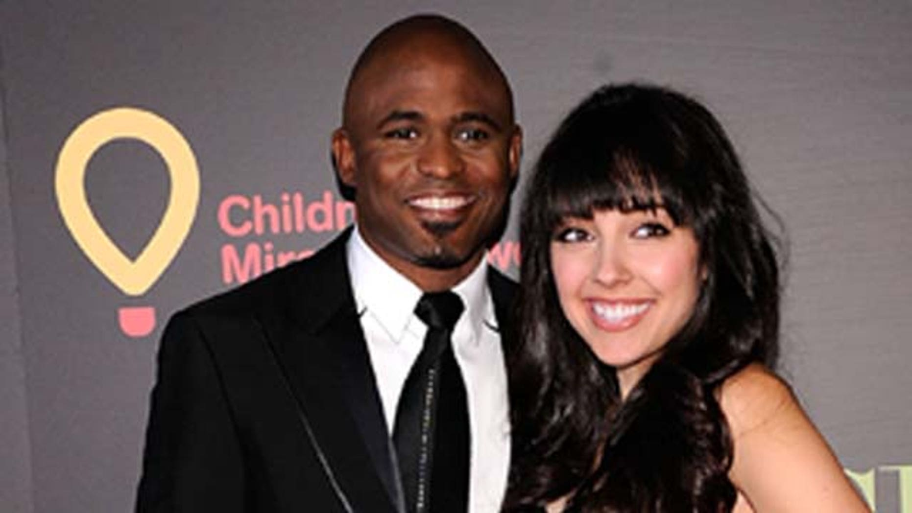 June 19, 2011: Host Wayne Brady (L) and Yvette Gonzalez-Nacer arrive at the 38th Annual Daytime Entertainment Emmy Awards held at the Las Vegas Hilton in Las Vegas, Nev.