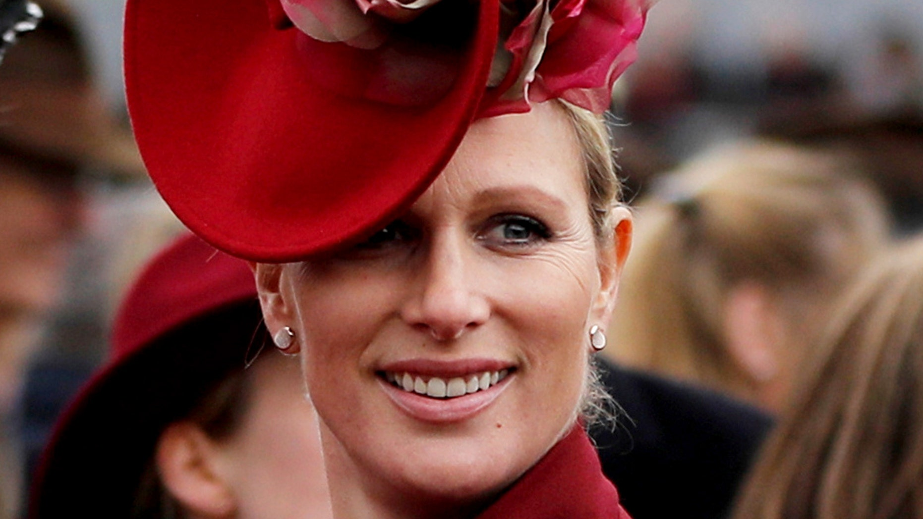 Zara Tindall gave birth to a baby girl on June 18, 2018.