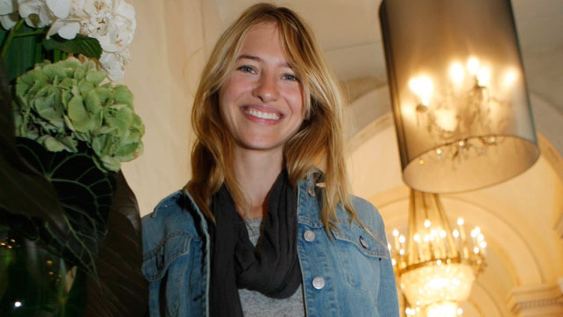 Model Sara Ziff began filming backstage for fun but it turned into a tell-all documentary.