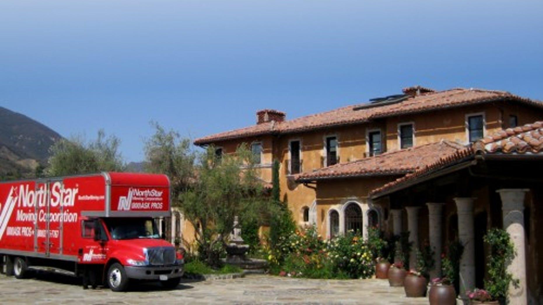 ABC's The Bachelor House, The Villa De La Vina