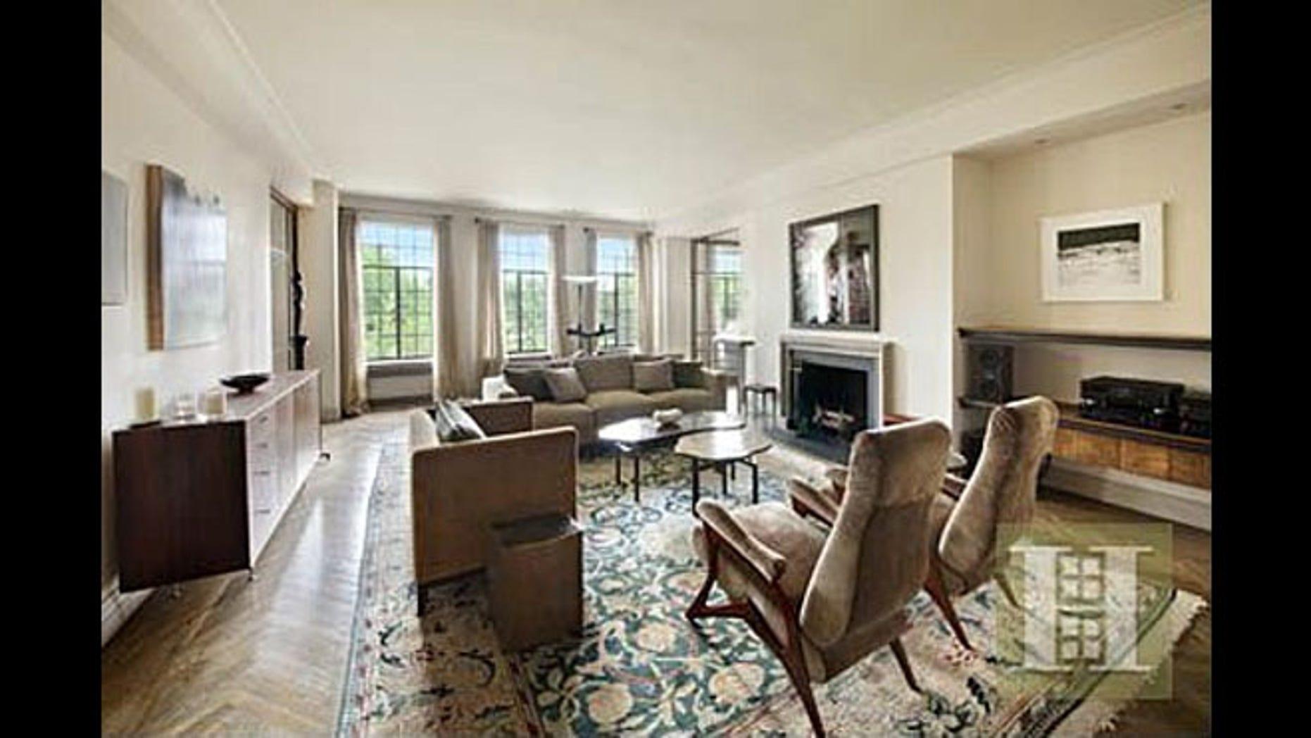 Bruce Willis' apartment