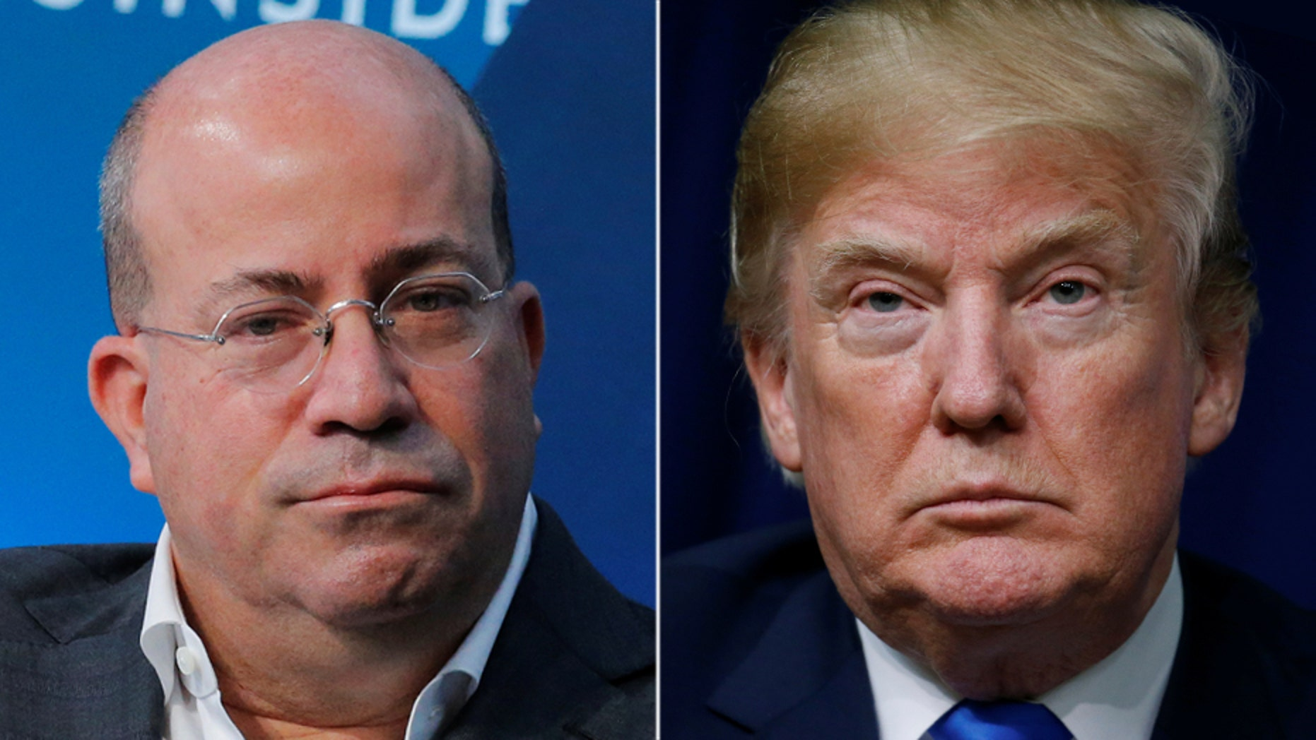 CNN President Jeff Zucker issued a statement condemning White House officials after an explosive device was sent to the network's New York City headquarters.