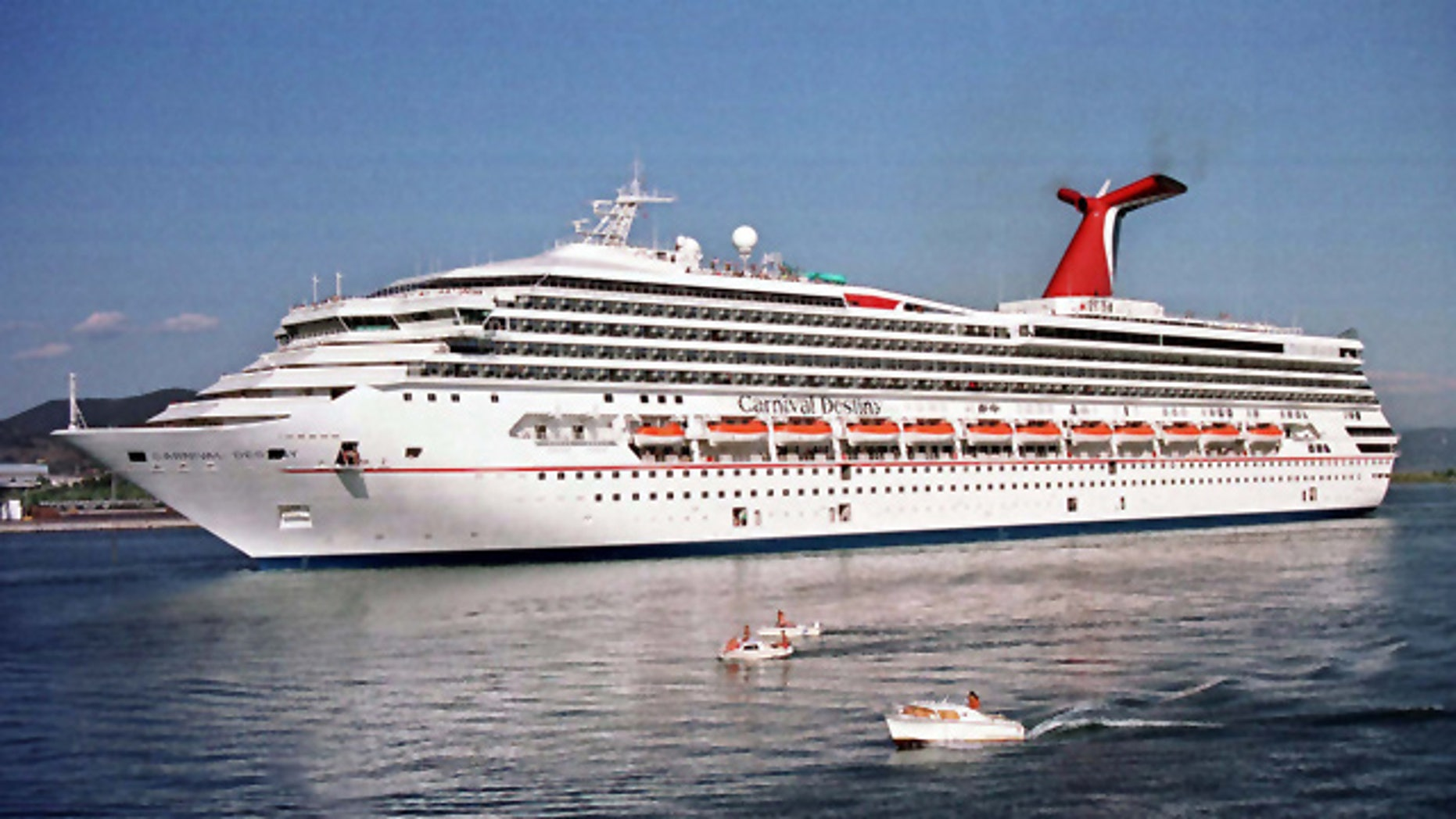 Carnival Cruise Ship Destiny