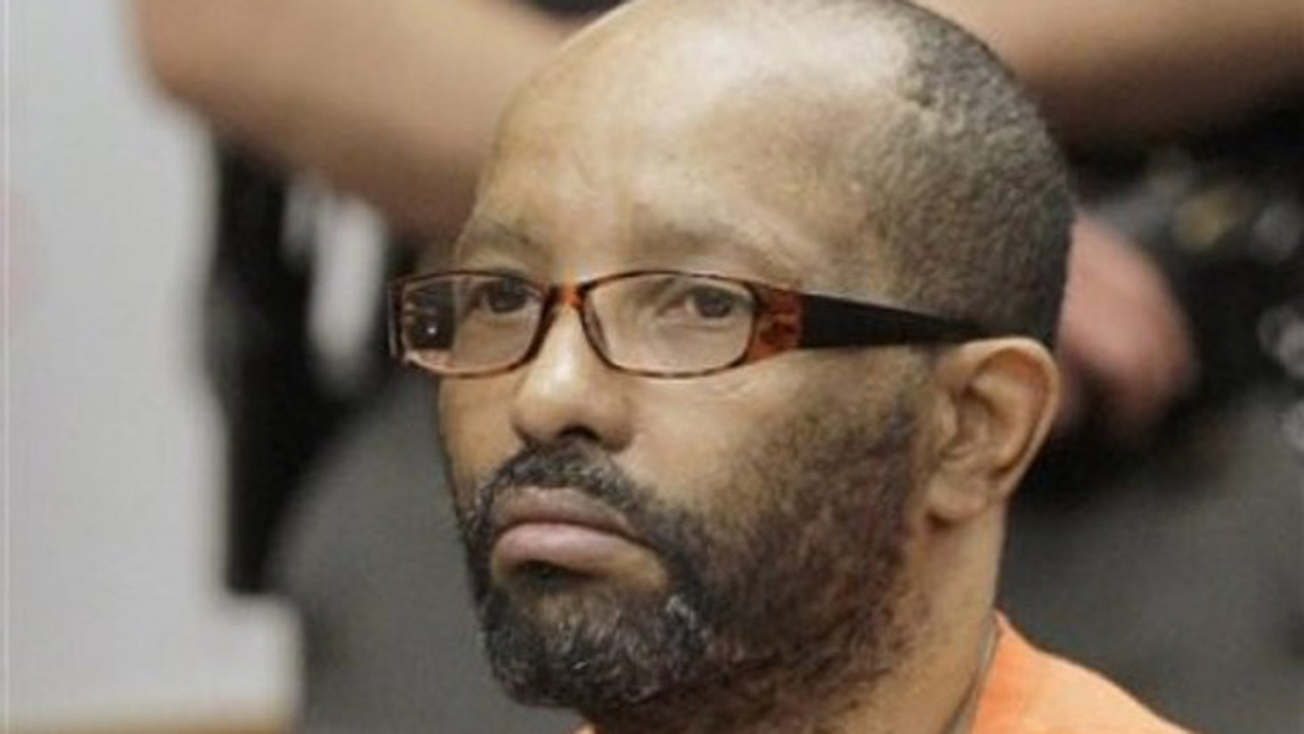 May 10, 2011: Anthony Sowell appears in court in Cleveland.