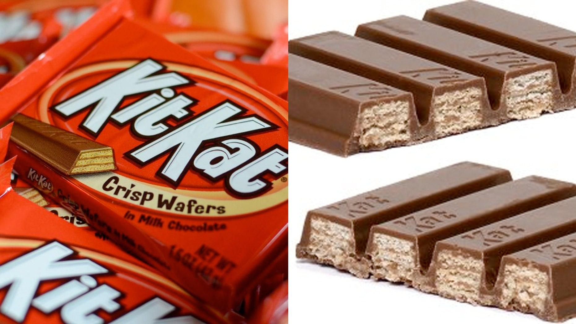 Despite Nestle's effort to trademark KitKat's design, the British High Court ruled that the shape wasn't distinctive enough to warrant one.
