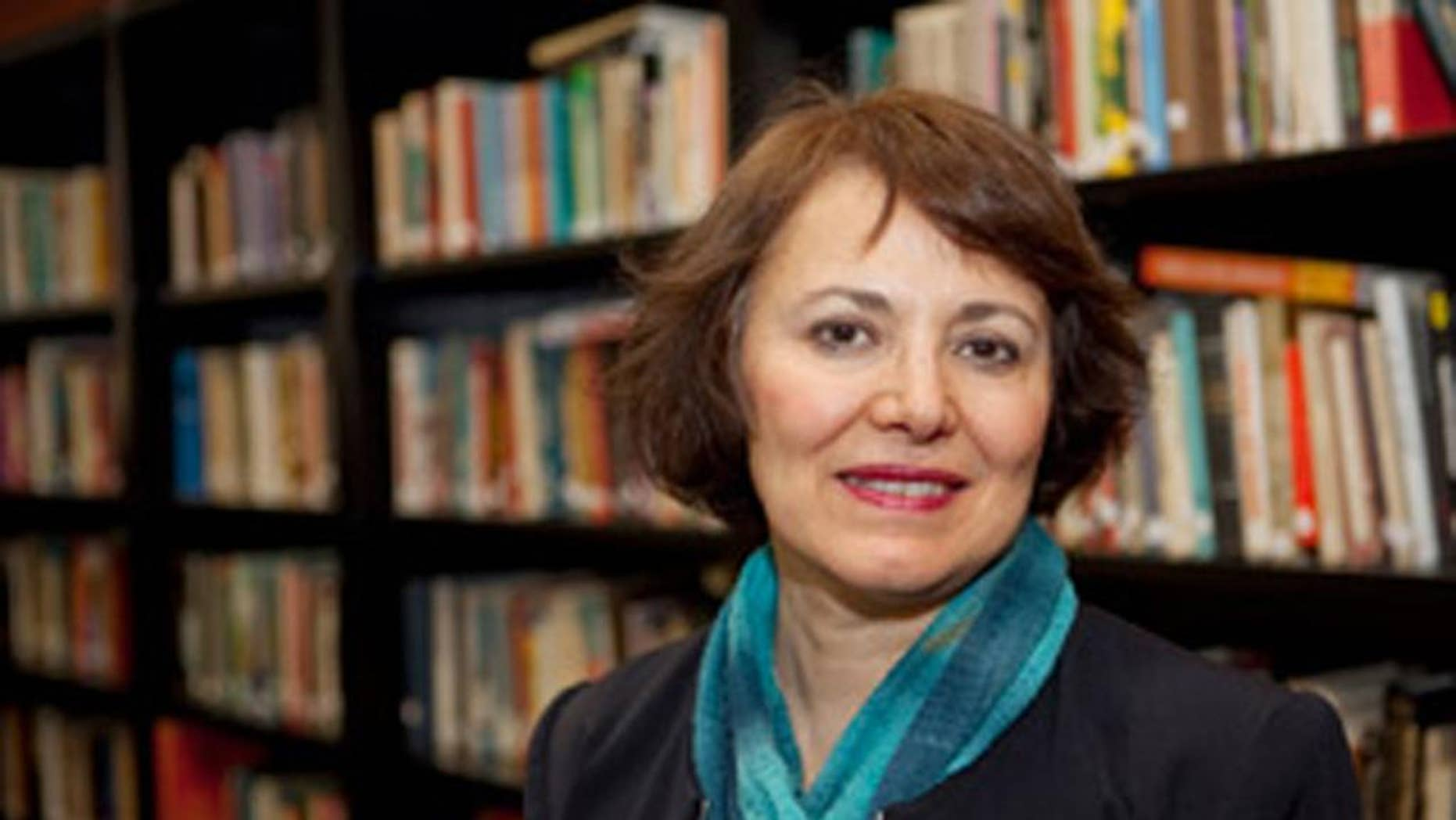 This undated photo made available by Amanda Ghahremani, shows retired Canadian-Iranian professor Homa Hoodfar. The family of Hoodfar, retired Canadian-Iranian professor who studies women's issues across the Middle East, says she has been detained in Iran without charges. Amanda Ghahremani, a niece of Homa Hoodfar says the professor reported to Evin prison on Monday for questioning and has been held incommunicado by the Iranian Revolutionary Guard since then. (Amanda Ghahremani via AP)