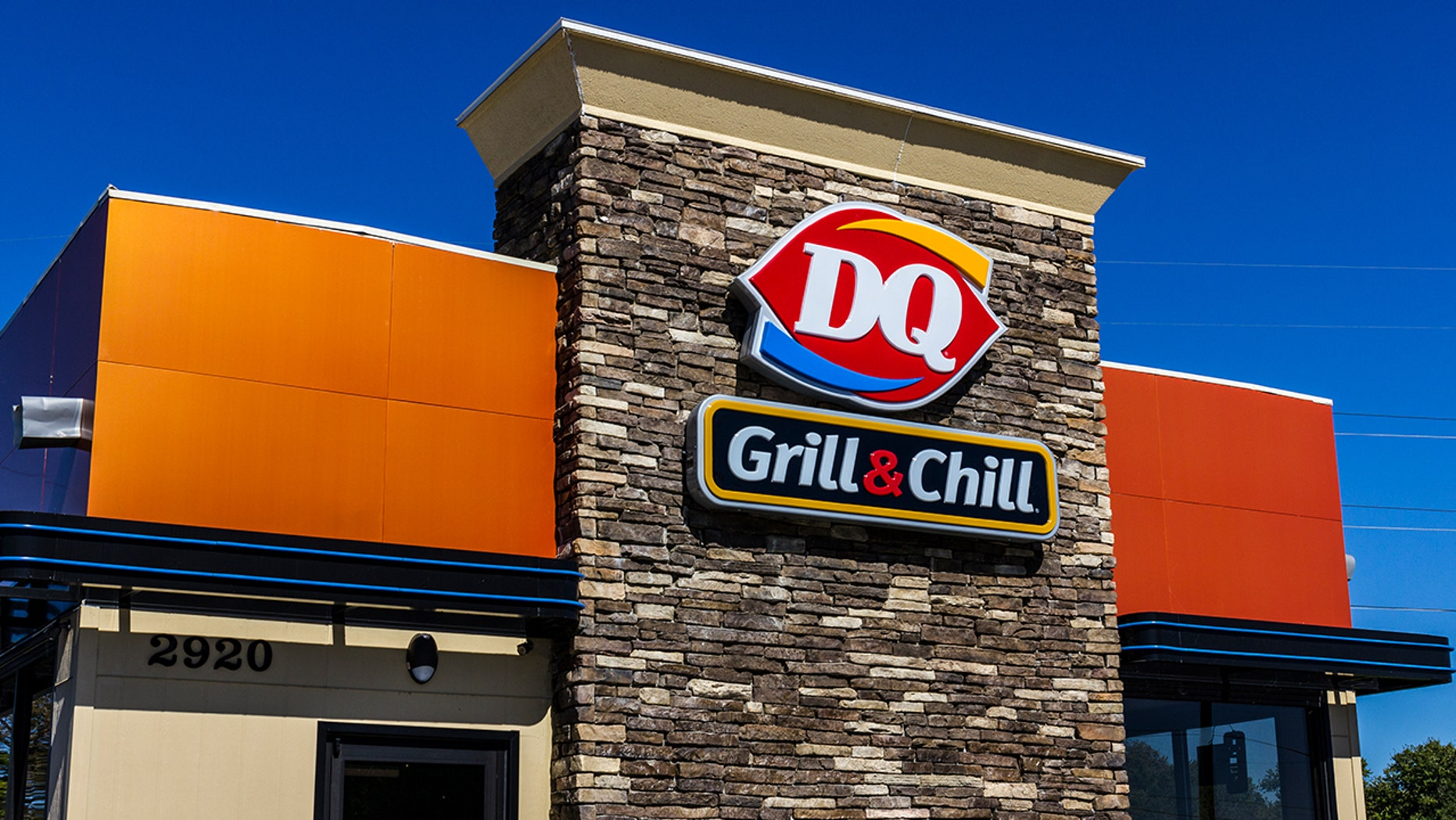 """A Christian Dairy Queen owner hung a """"politically incorrect"""" sign in the restaurant"""