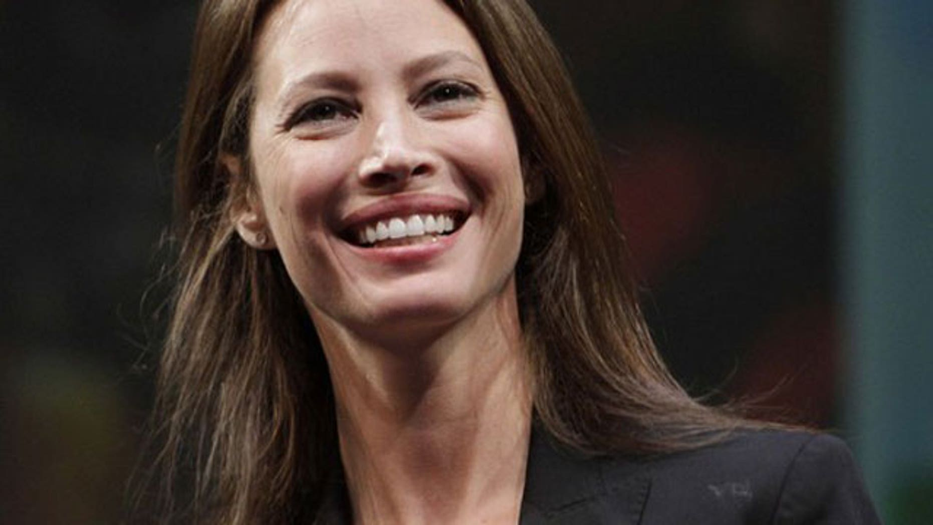 Christy Turlington (Reuters)