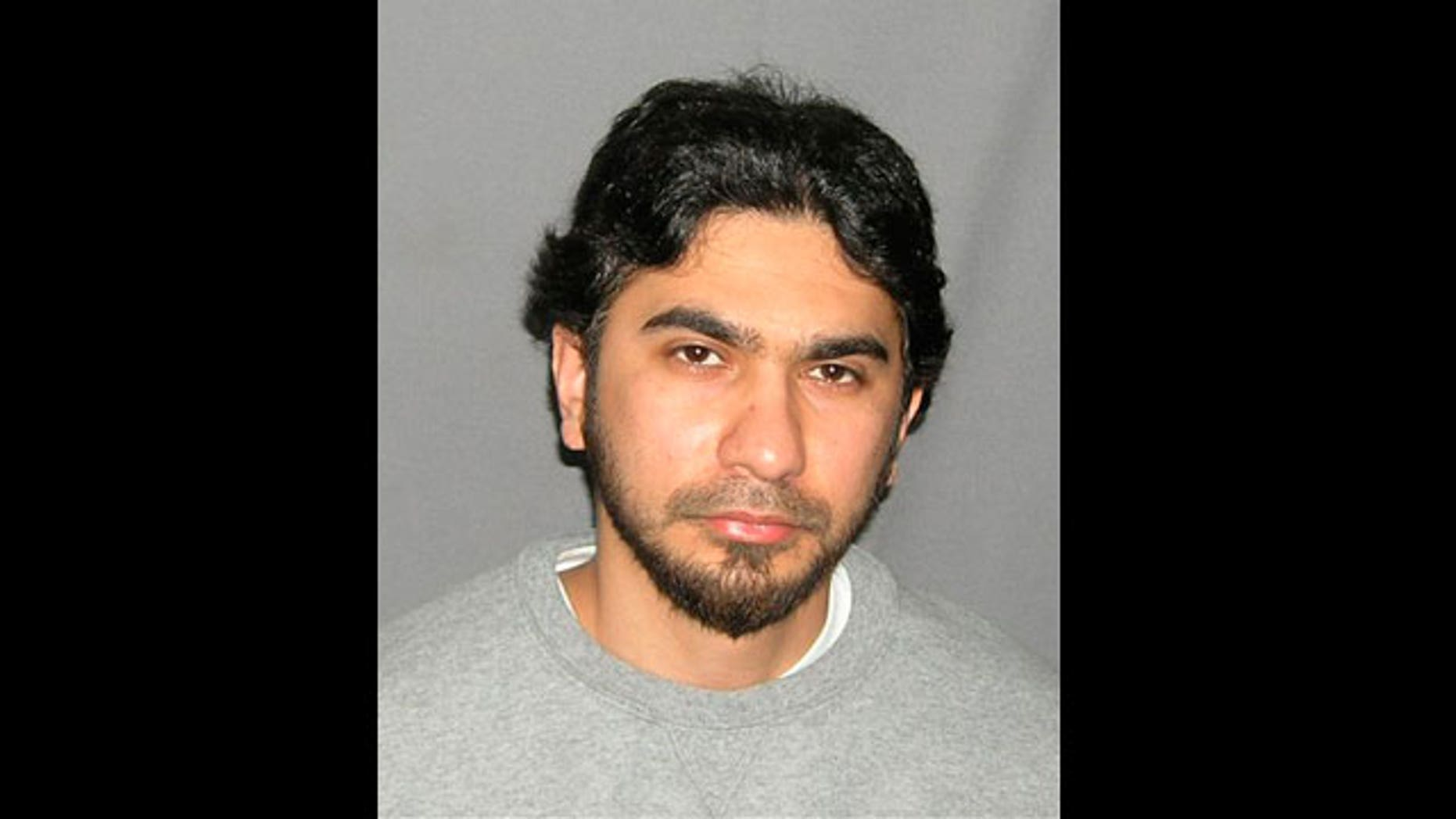 Mug shot of Faisal Shahzad, the man accused of plotting a car bombing in New York's Times Square.