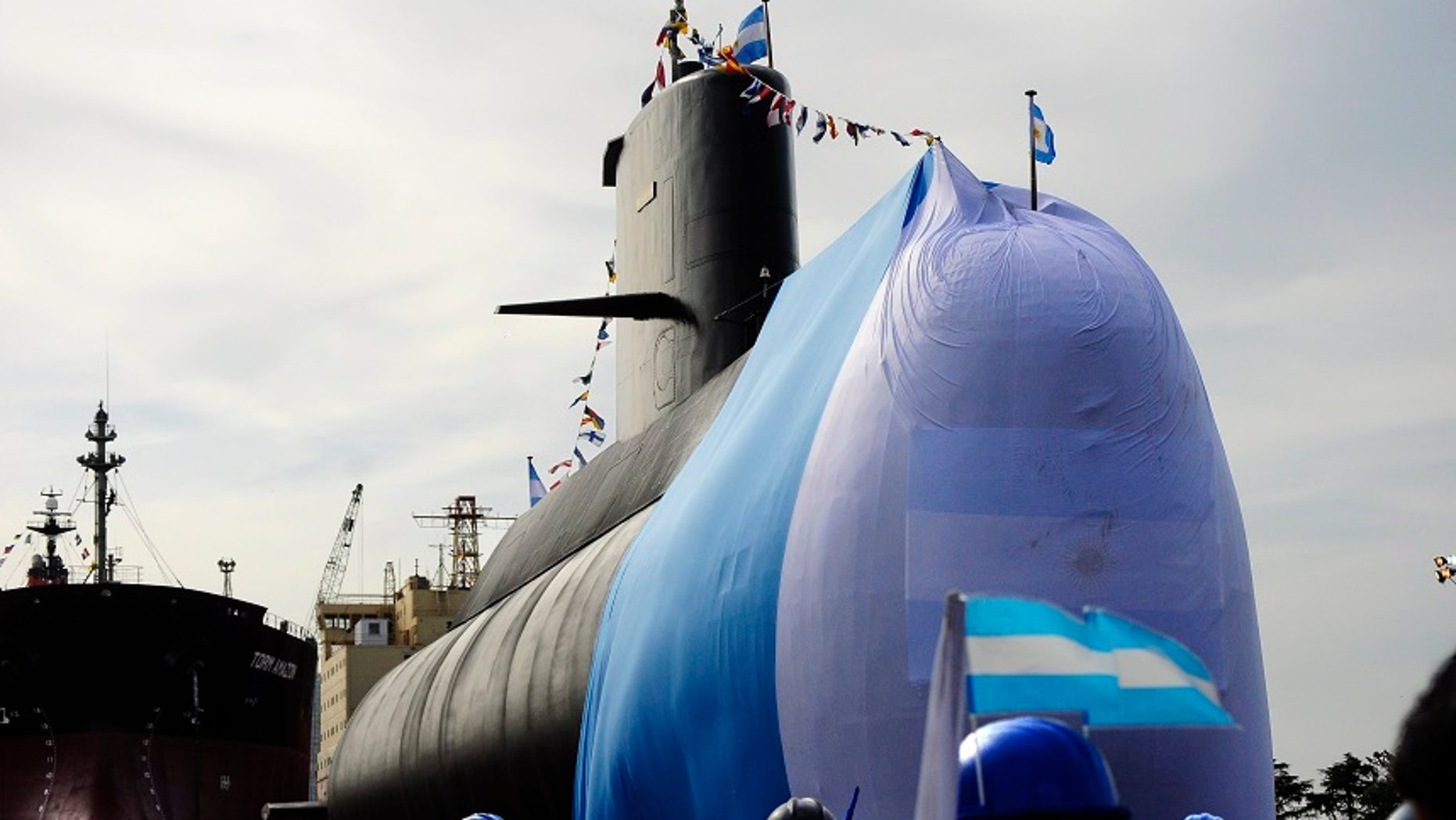 Argentina's navy insisted the ARA San Juan submarine was in good condition before it set off on its mission.