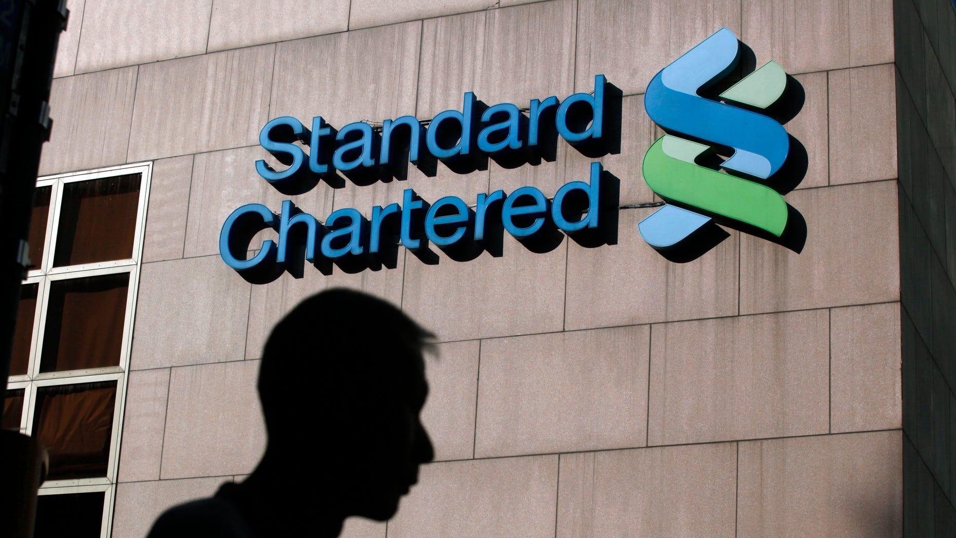 The London-based Standard Chartered Bank is accused of scheming with the Iranian government to launder $250 billion from 2001 to 2007.