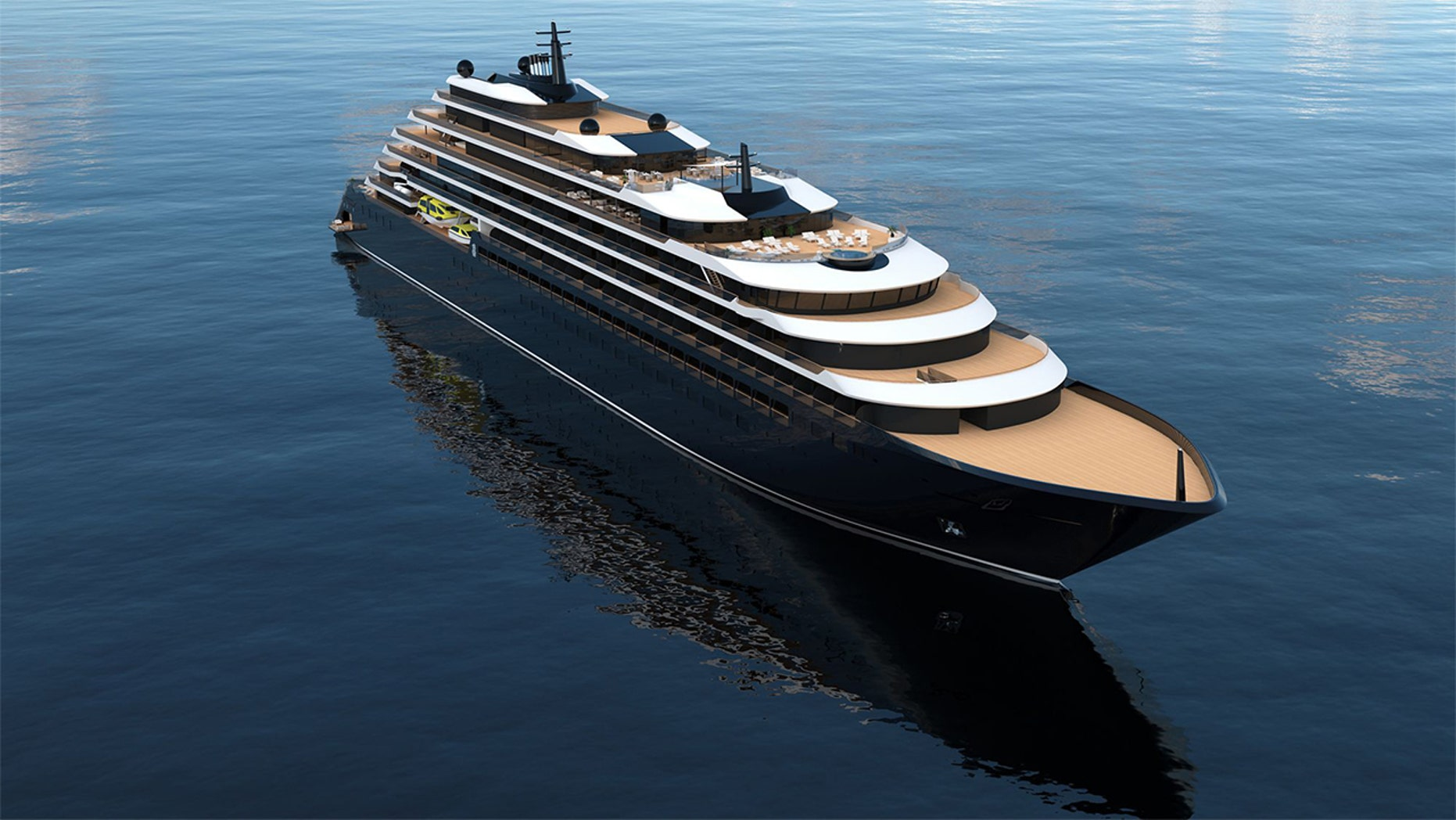 The Ritz-Carlton is launching a luxury cruise line with yacht-style ships.