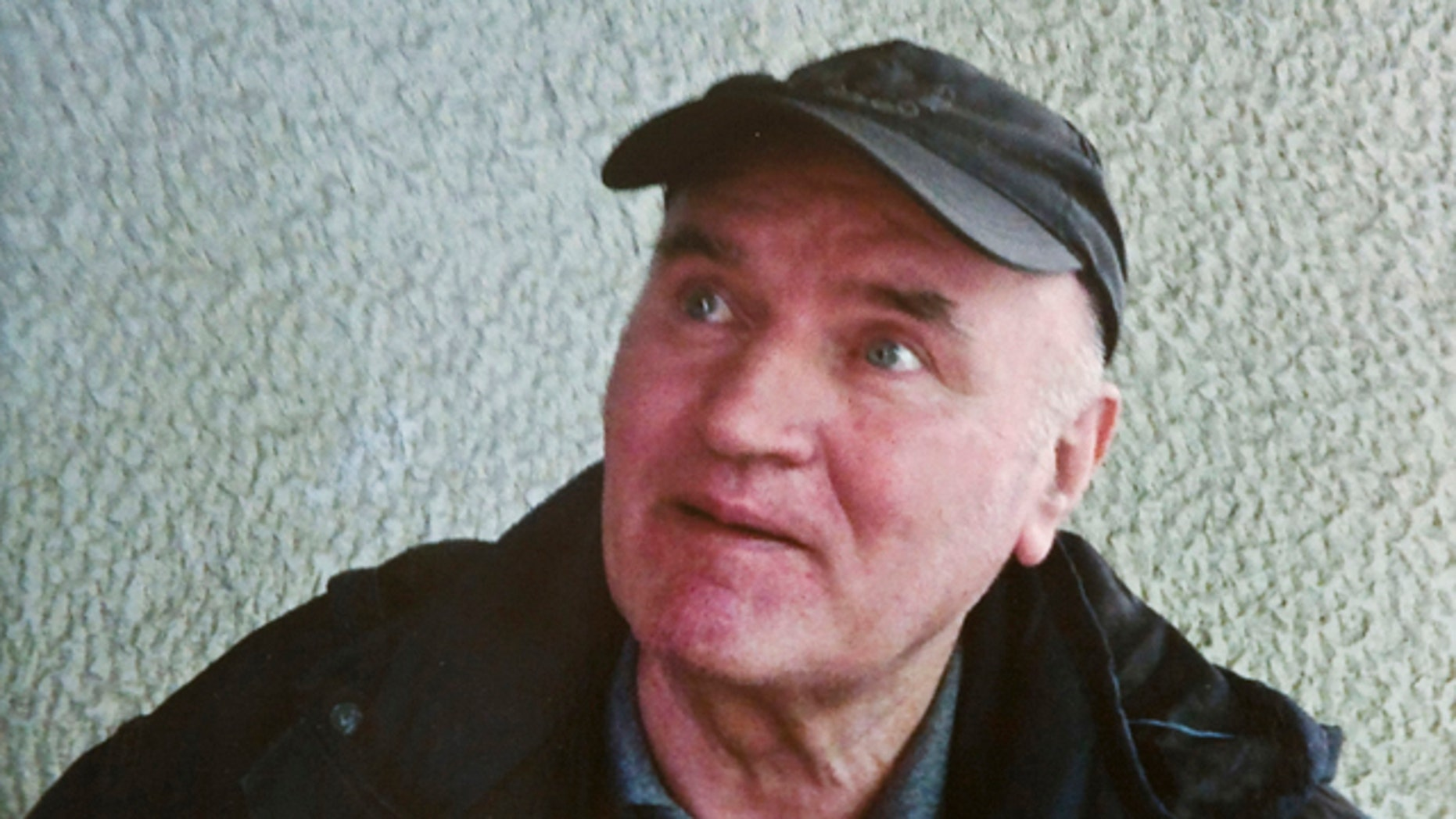 FILE: Twenty years after Serb forces unleashed a brutal campaign of ethnic cleansing in Bosnia, their military commander Gen. Ratko Mladic is finally going on trial