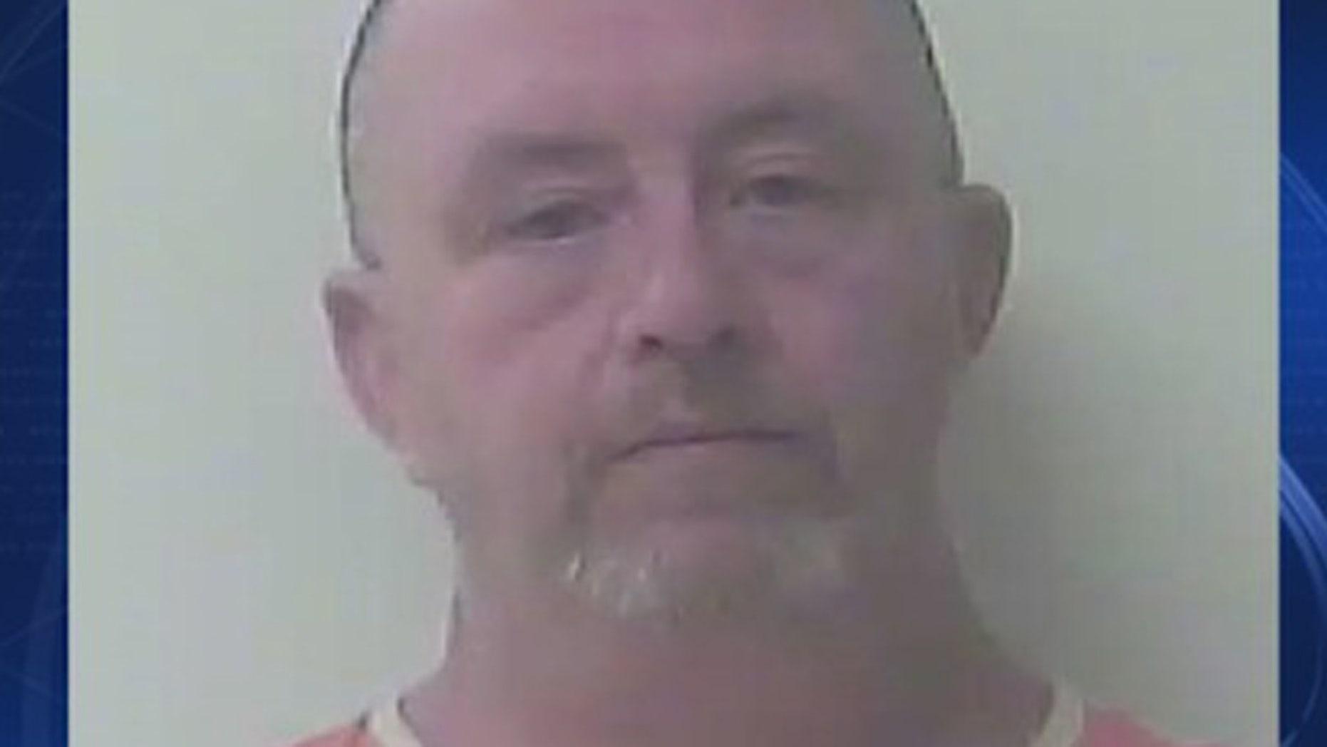 Georgia high school janitor Timothy Brian Burnette's phone was discovered inside the girl's locker room.
