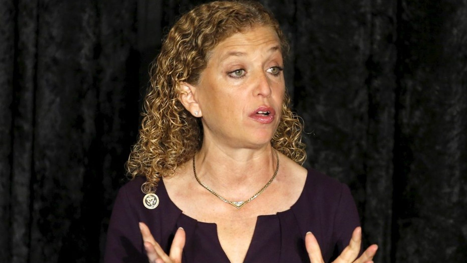 Wasserman Schultz won her eighth house term on Tuesday in Florida's 23rd Congressional District.