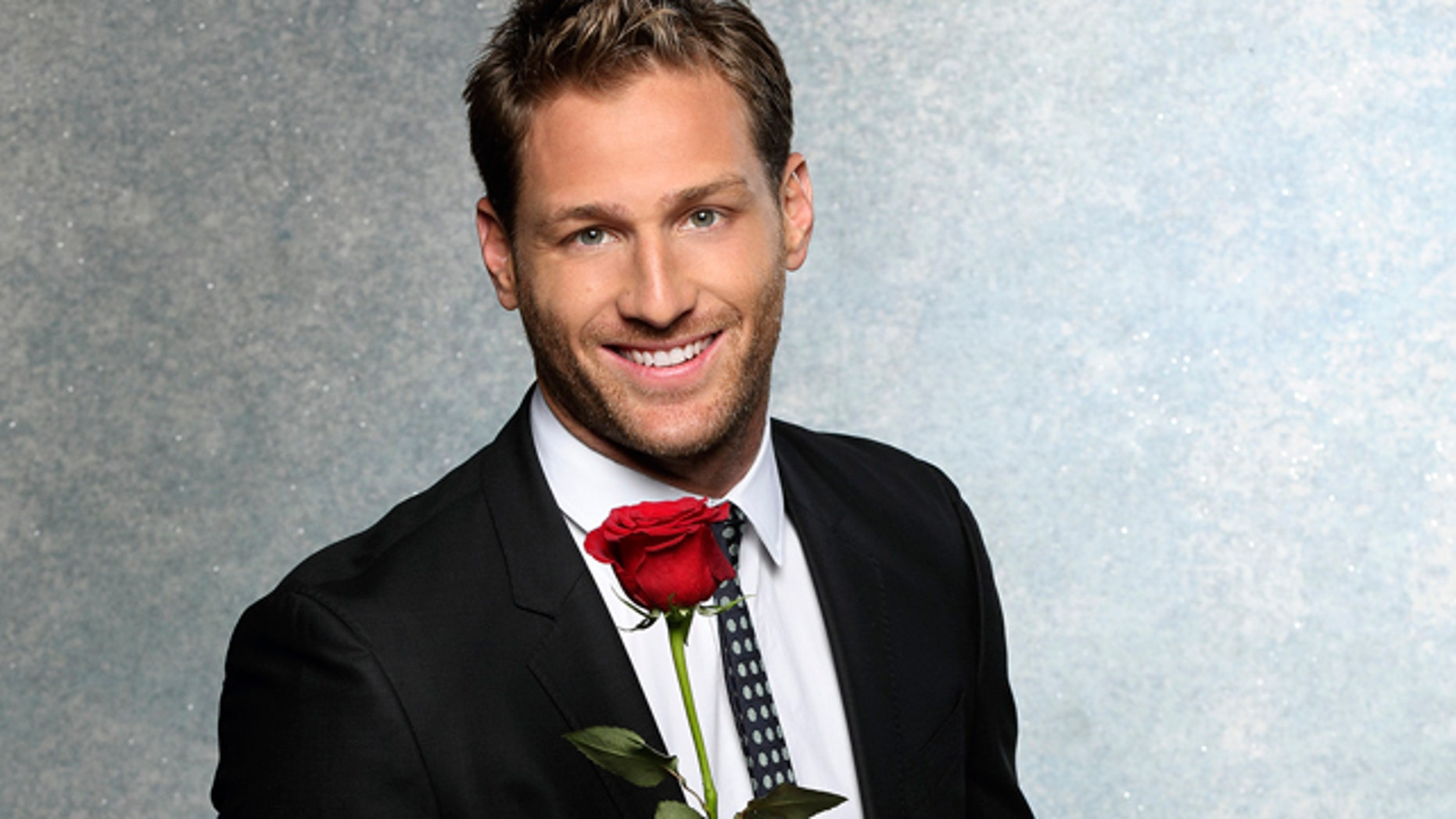 """This undated image released by ABC shows Juan Pablo Galavis, star of the 18th edition of """"The Bachelor"""" airing Mondays on ABC. (AP Photo/ABC, Craig Sjodin)"""