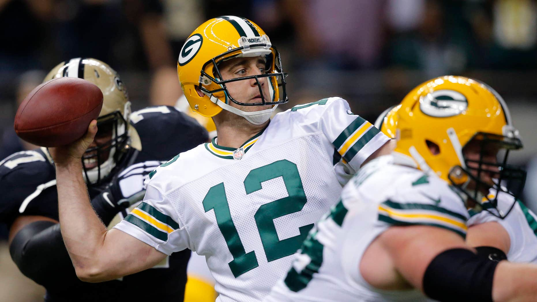 Green Bay Packers  Aaron Rodgers named NFL MVP  7a79eeed0