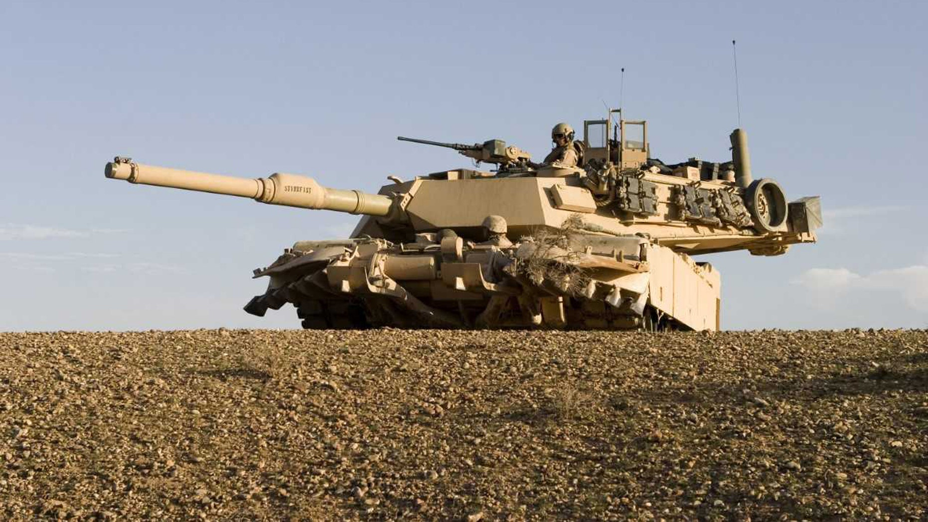 Us army tanks get futuristic shields to destroy incoming threats fox news - Army tank pictures ...