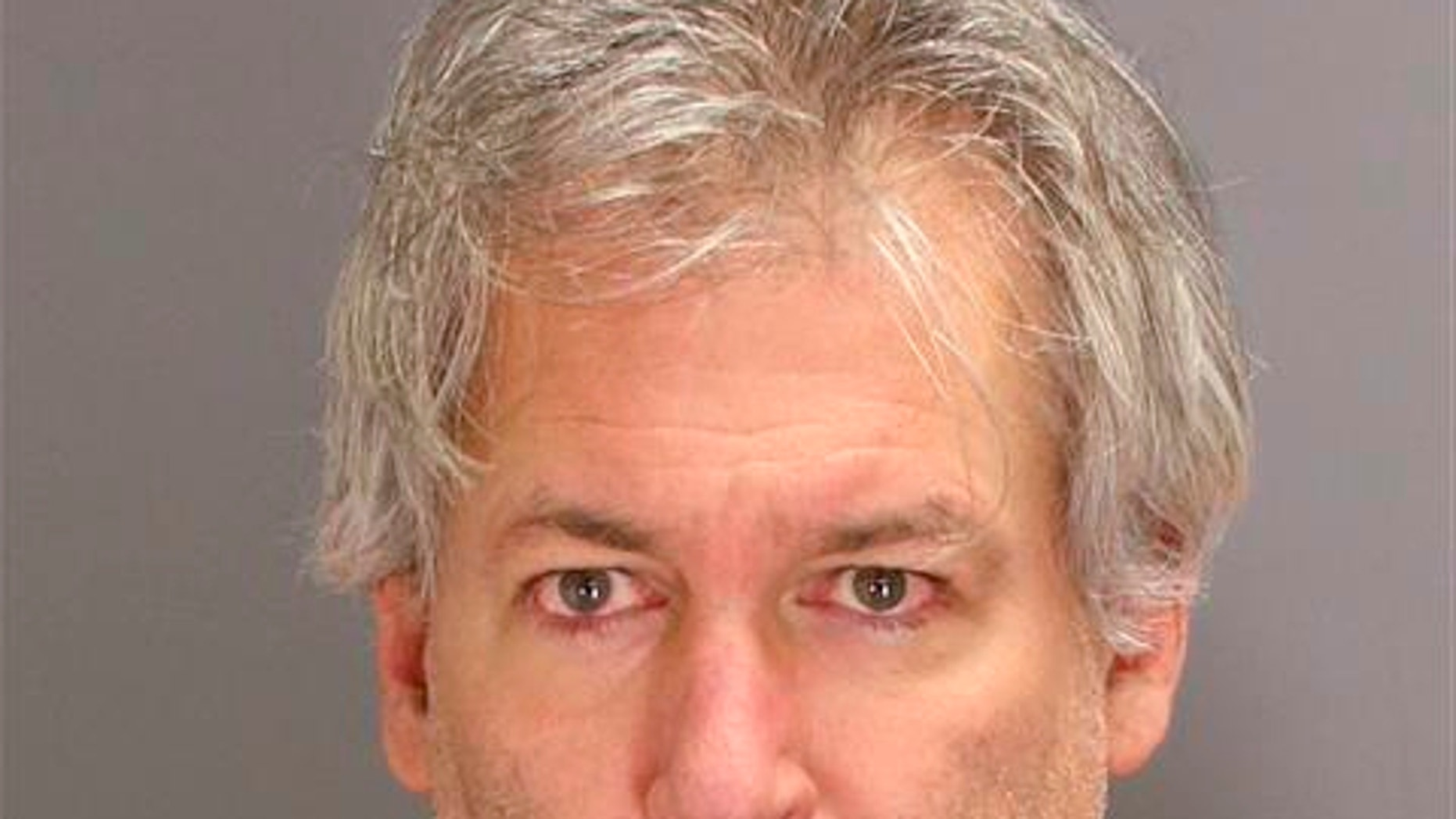 "FILE - This undated file photo released by the Oakland County Sheriff's Department shows Jeffrey Maurer. The 54-year-old suburban Detroit man has been sentenced to life in prison for beating his 87-year-old father and 85-year-old mother to death with hammers. Oakland County Circuit Judge Colleen O'Brien told Maurer on Tuesday, Sept. 1, 2015, that his actions were ""reprehensible and a shock to the community."" (Oakland County Sheriffs Department via AP, File)"
